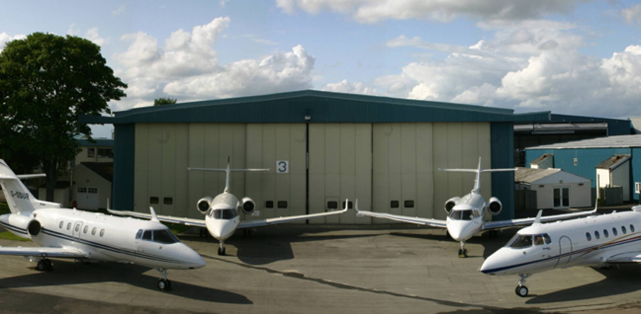 company Hangar8 has enhanced the support capabilities at its Oxford, UK, MRO facility to cover a broader range of business aircraft.