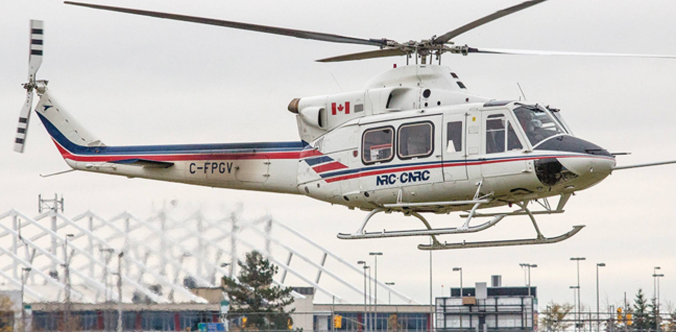 L-3 Link Simulation and Training used a National Research Council of Canada Bell 412 as part of its research into improving fidelity-measuring standards for simulators.