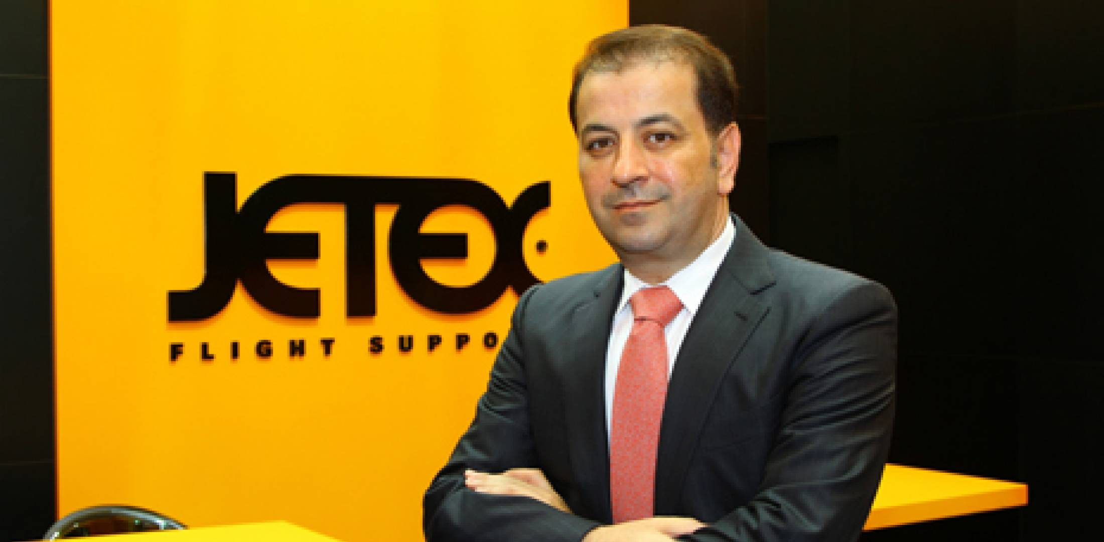Jetex president and CEO Adel Mardini