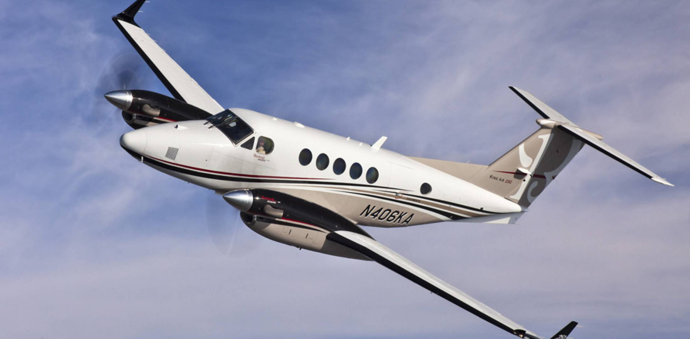 Hawker Beechcraft today reported revenues of $518.8 million for the three months