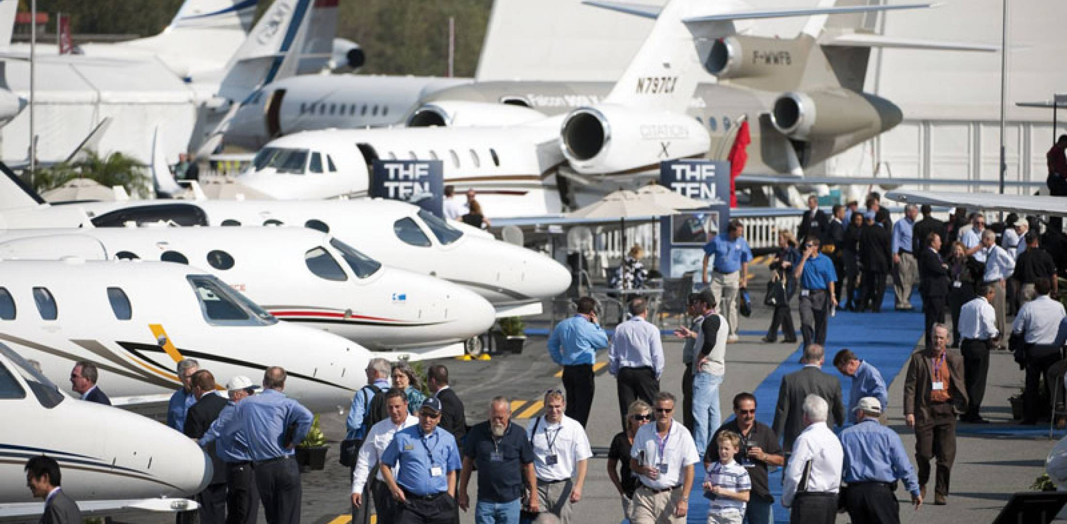 NBAA 2010 static display