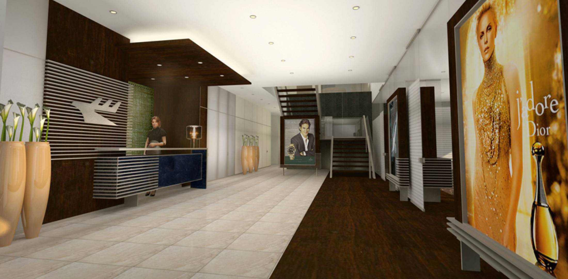 "Jet Aviation plans to ""harmonize"" the look and feel of its worldwide FBO and major MRO facilities by 2015. As part of this effort, the company will integrate the same style of reception desk, surface textures, colors and flooring in the lobby areas of all its FBOs."