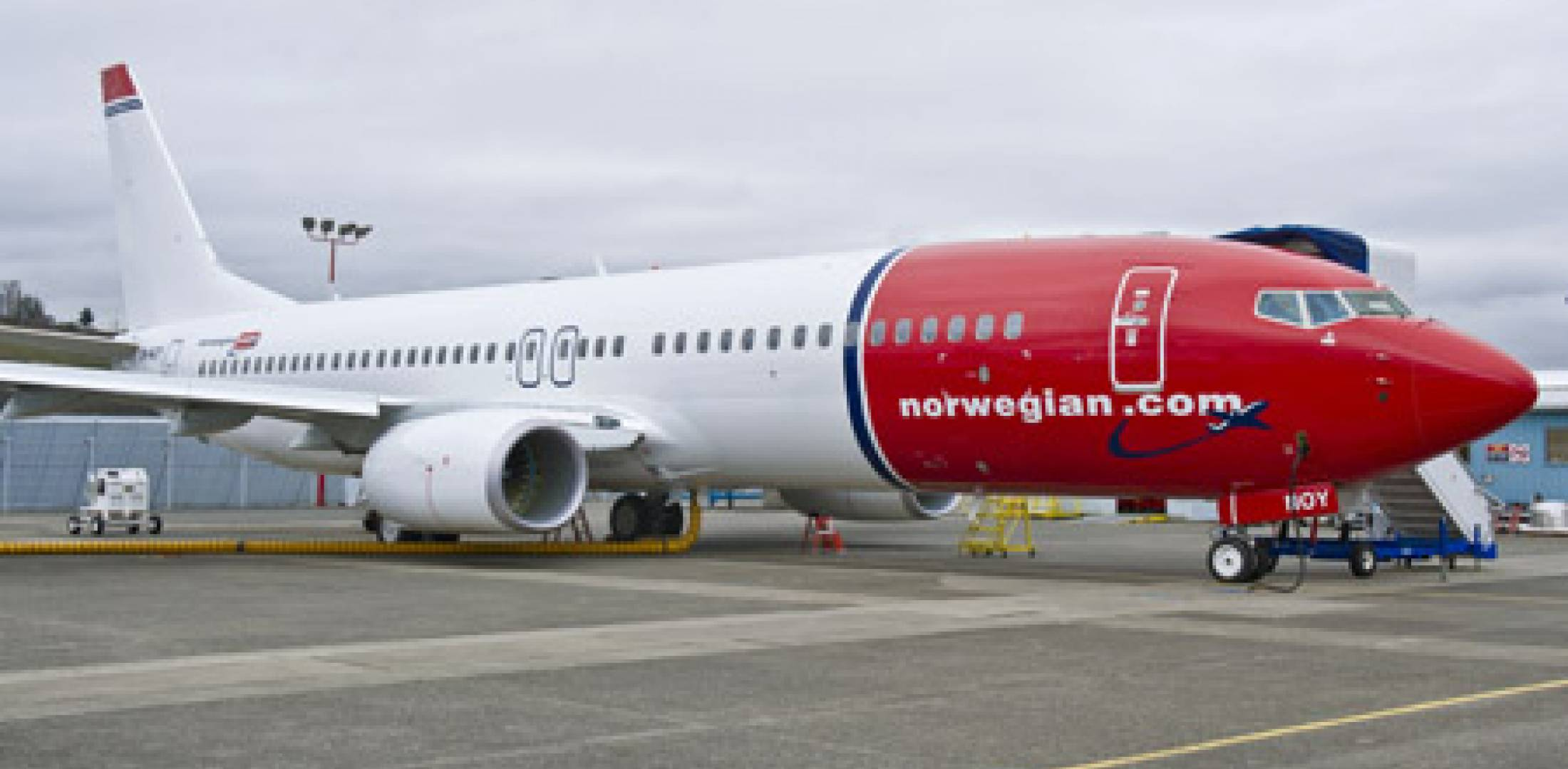 Norwegian Air Shuttle 737