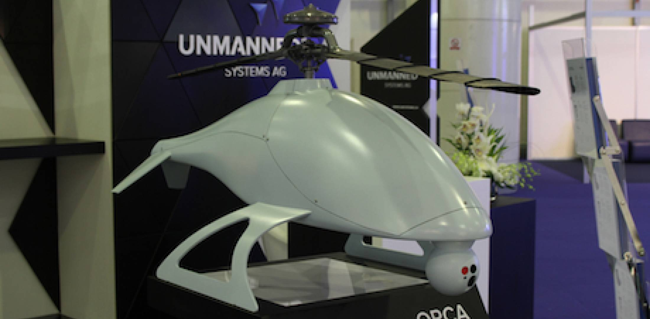 Unmanned Systems Orca UAV