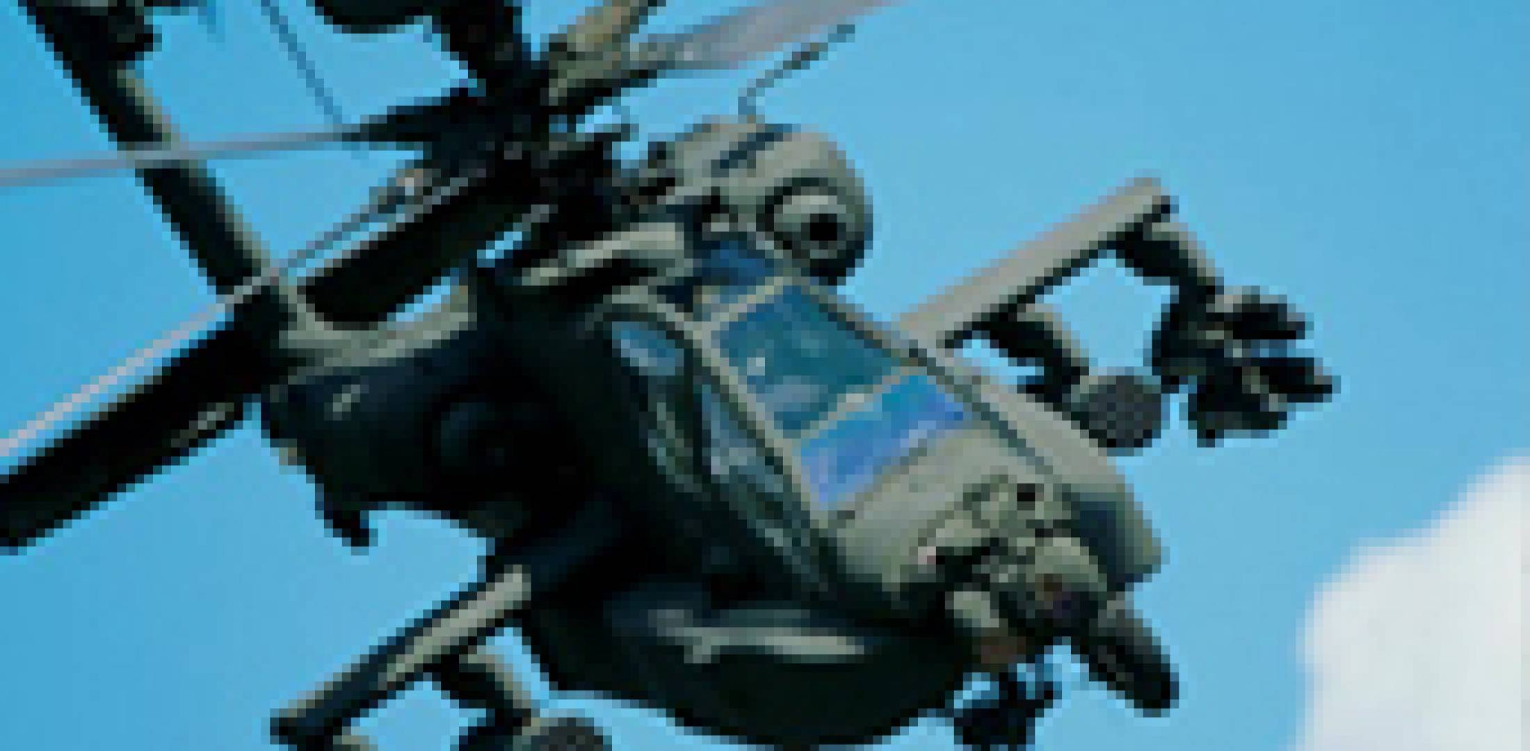 Under Boeing Military's new structure the AH-64 Apache program will be admini...