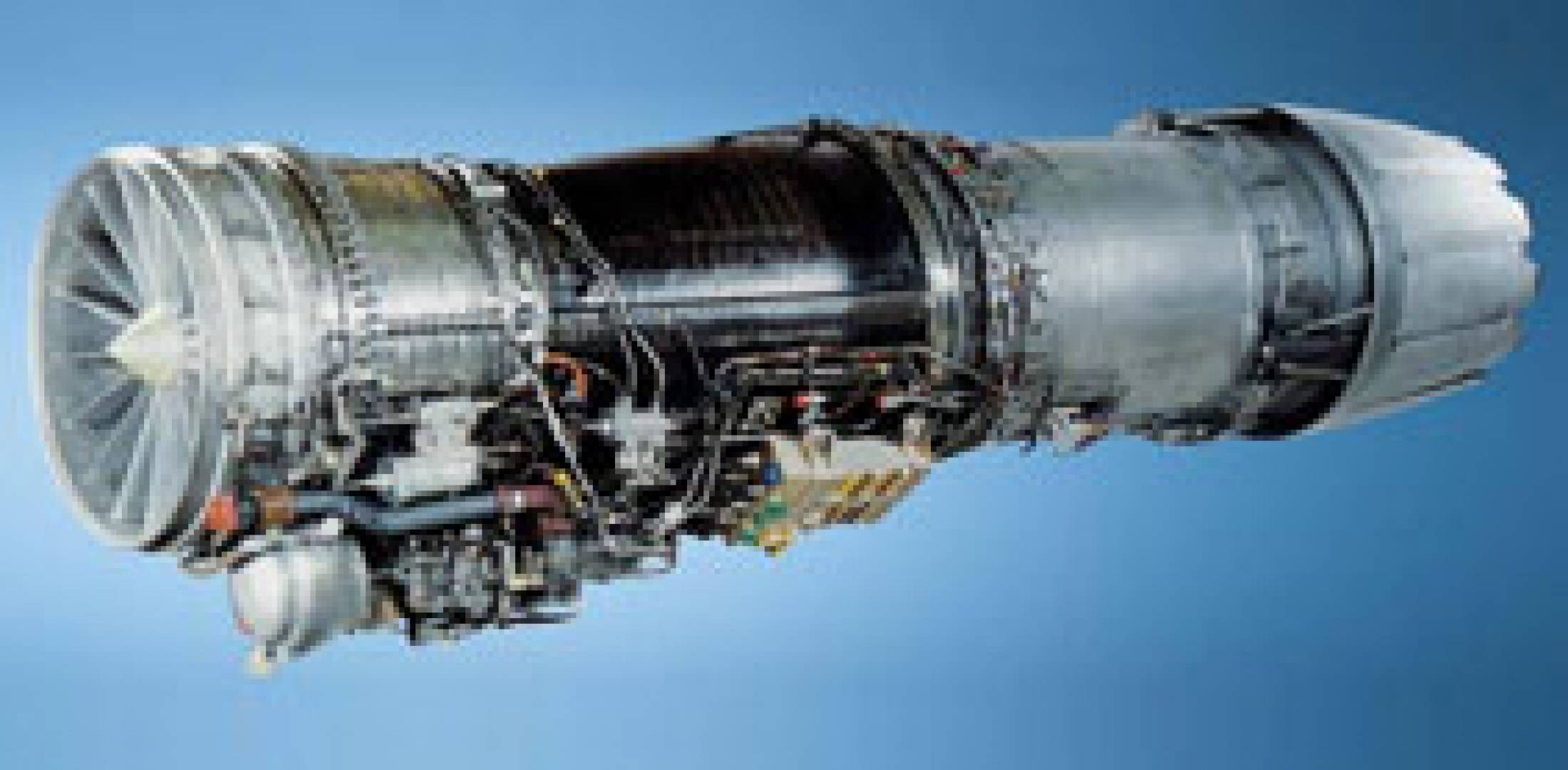 The General Electric F414 turbofan engine has been selected to power India's ...