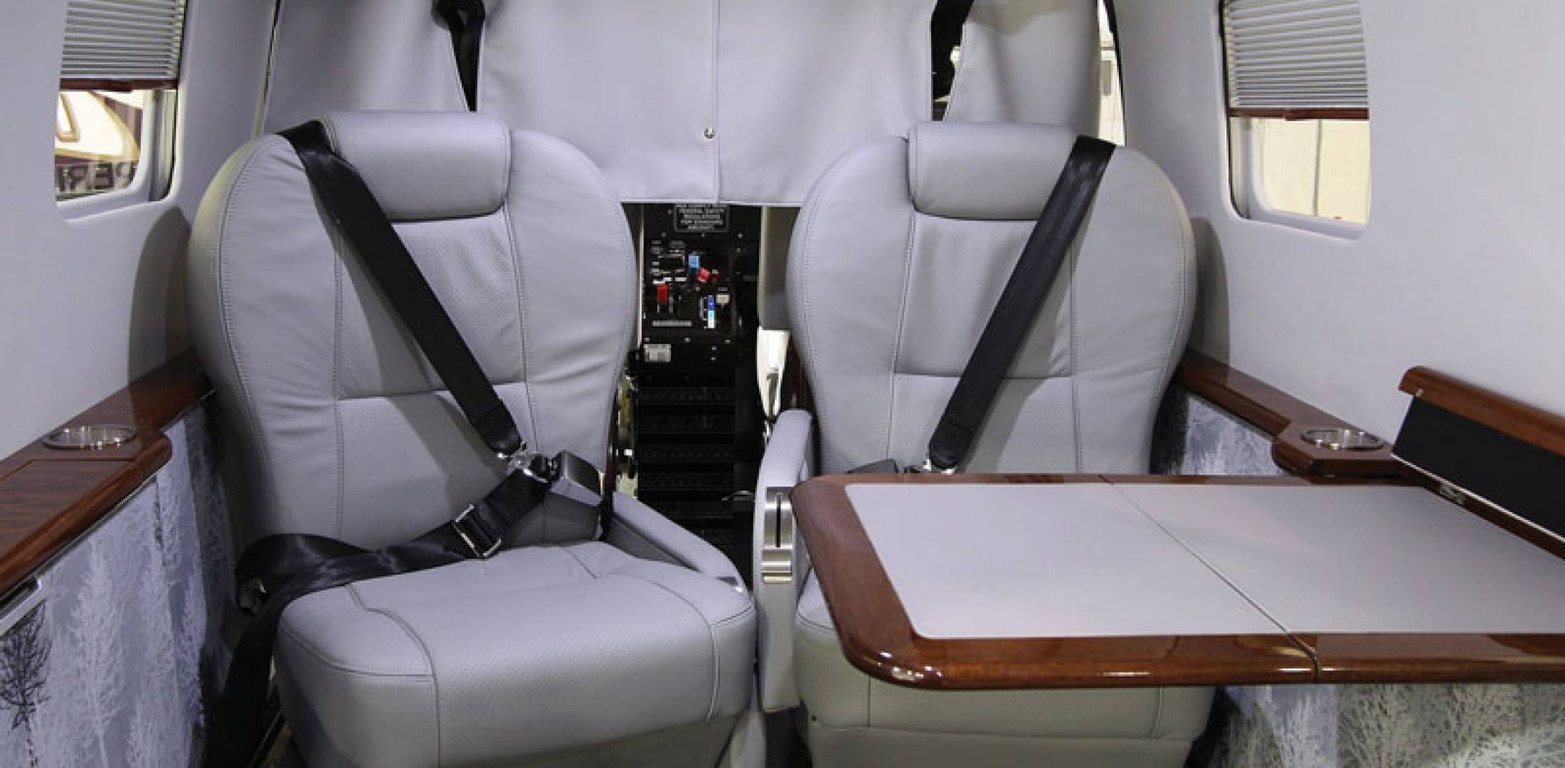Quest Kodiak interior