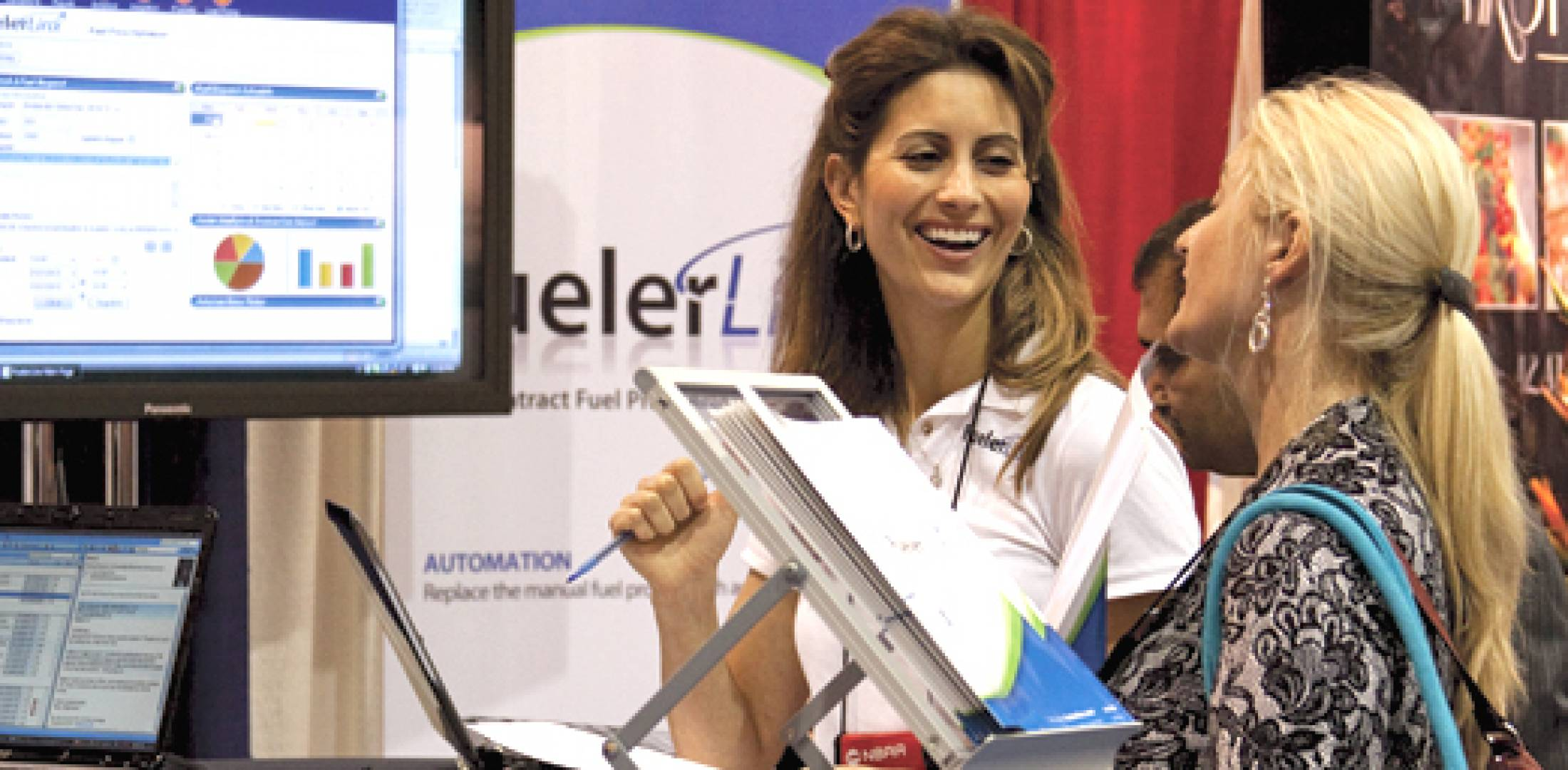 This year's Schedulers & Dispatchers event attracted nearly 2,300 attendees f...