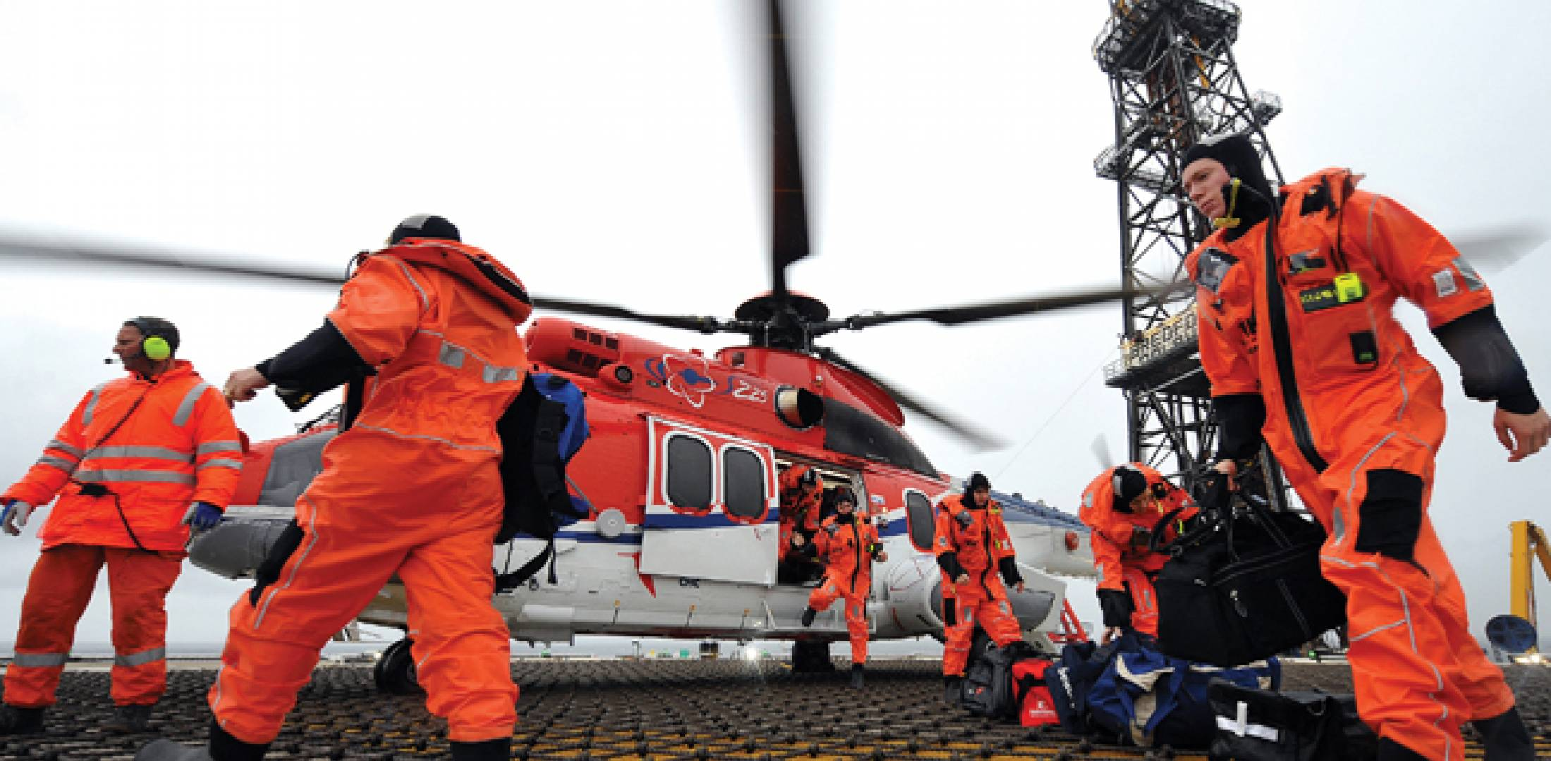 Eurocopter EC225 operators in the North Sea will be provided with modification kits that allow return to flight.
