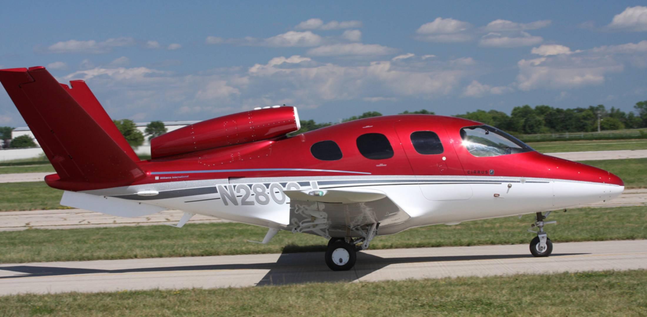 Cirrus SF50 Vision (Photo: Jim Upton)