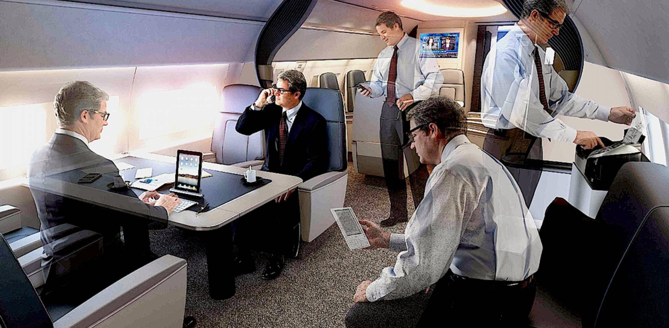 TrueNorth Avionics has begun delivering a GSM software solution that allows business aircraft passengers to get on the jet and use their GSM phone just as they would on the ground.