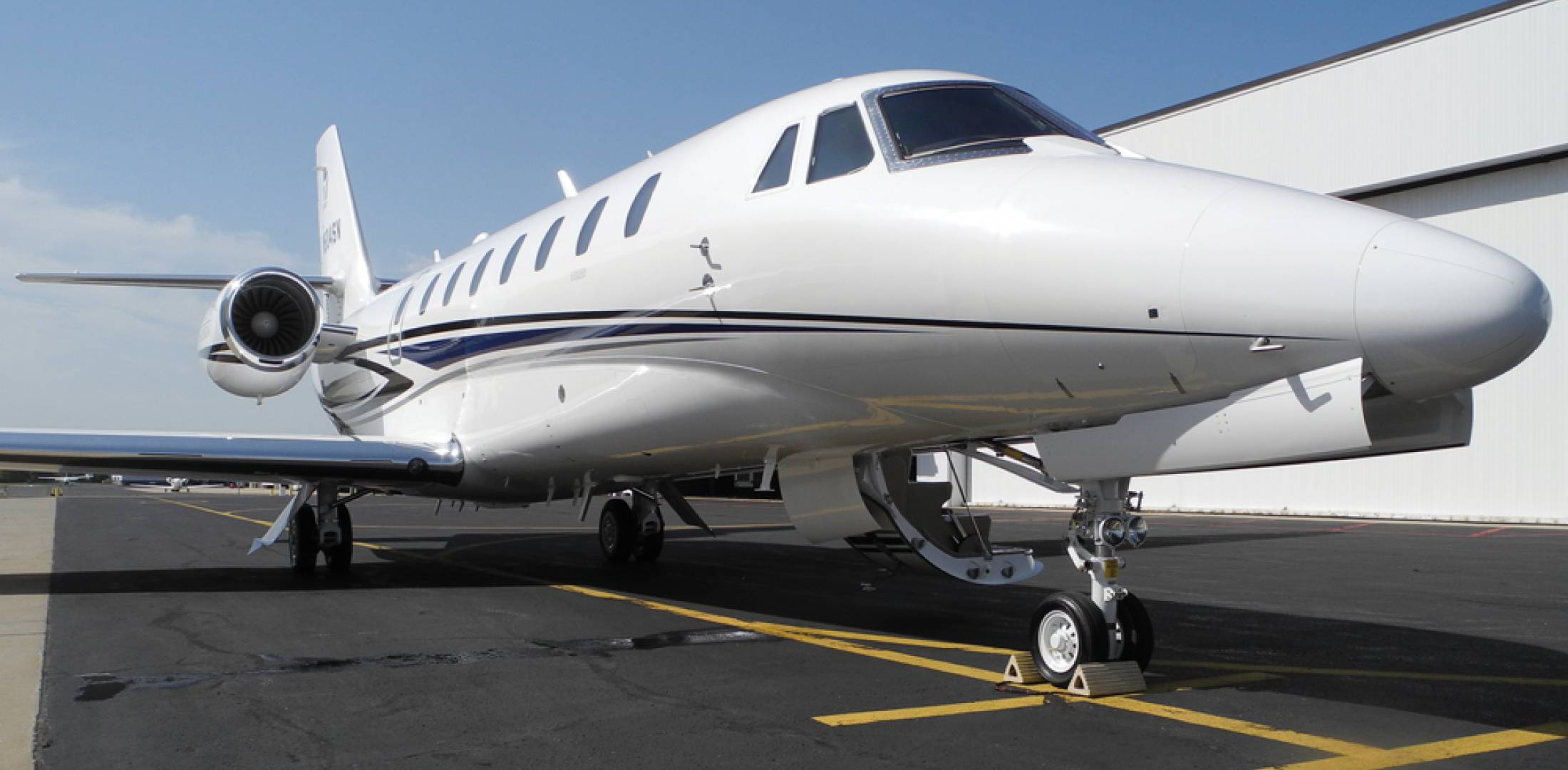 Cessna Citation Sovereign (Photo: Matt Thurber)