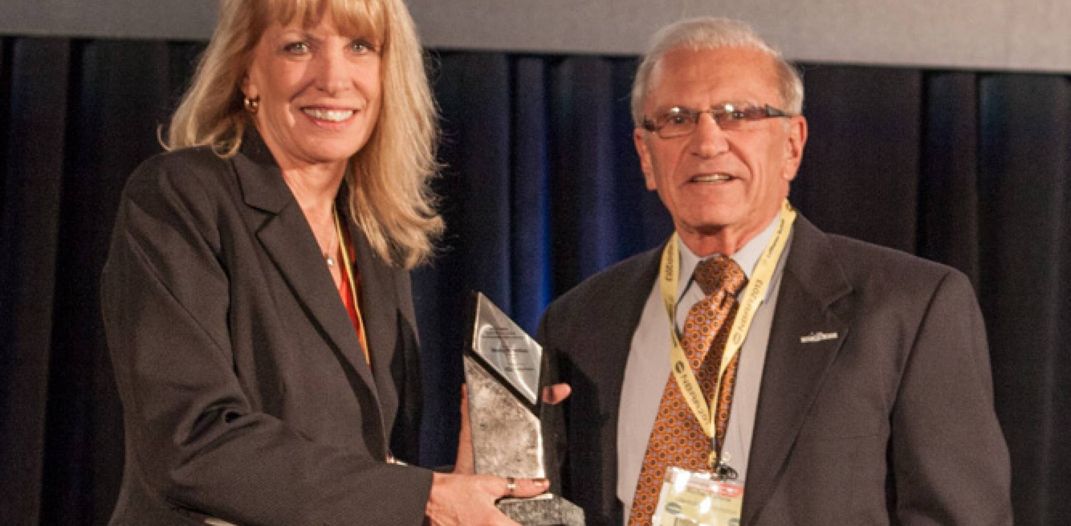 Wichita Eagle reporter Molly McMillian won the NBAA 2013 Gold Wing Award for her work on business aviation for the paper.
