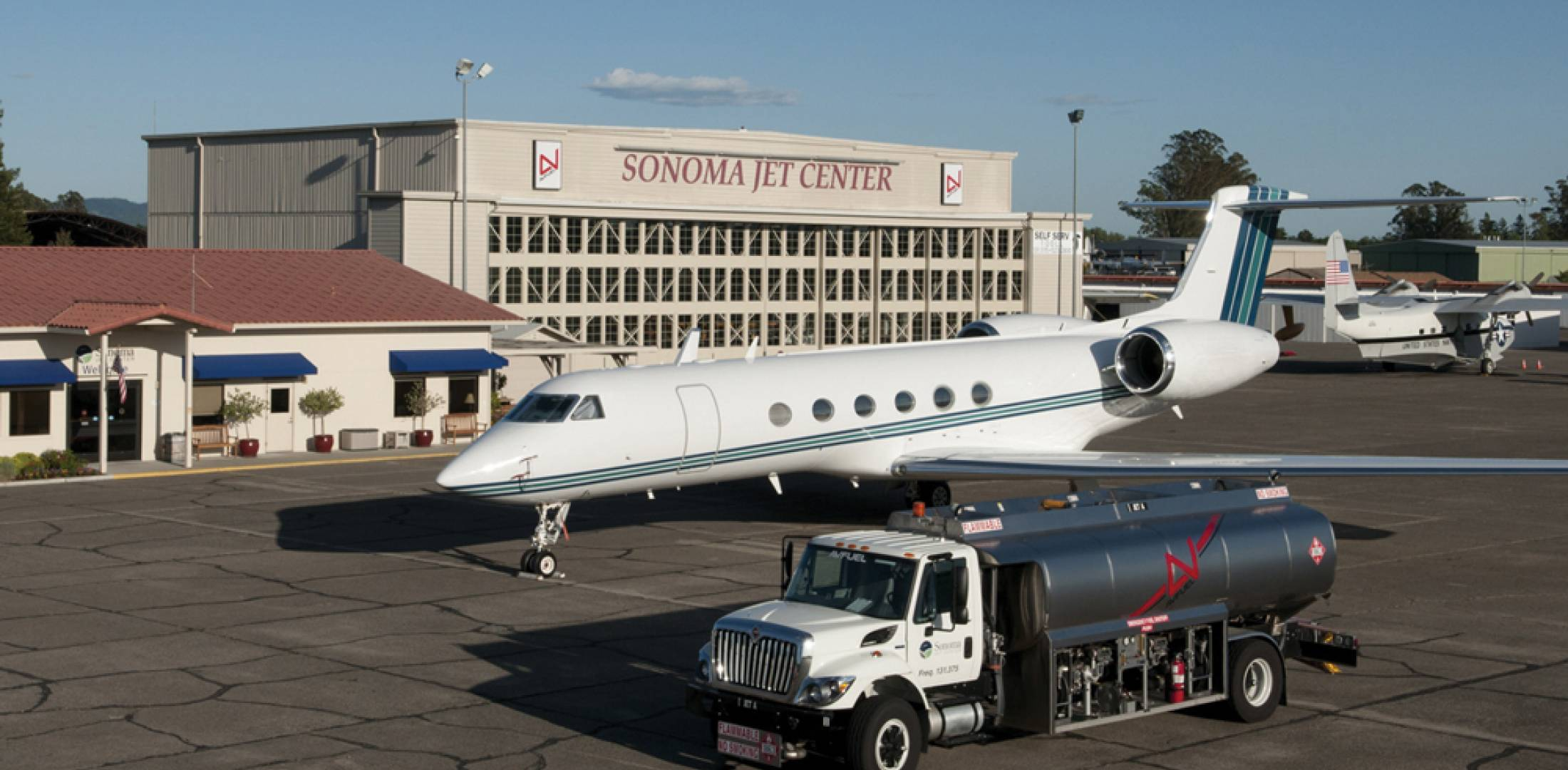 Sonoma Jet Center recently joined the Signature Select program.