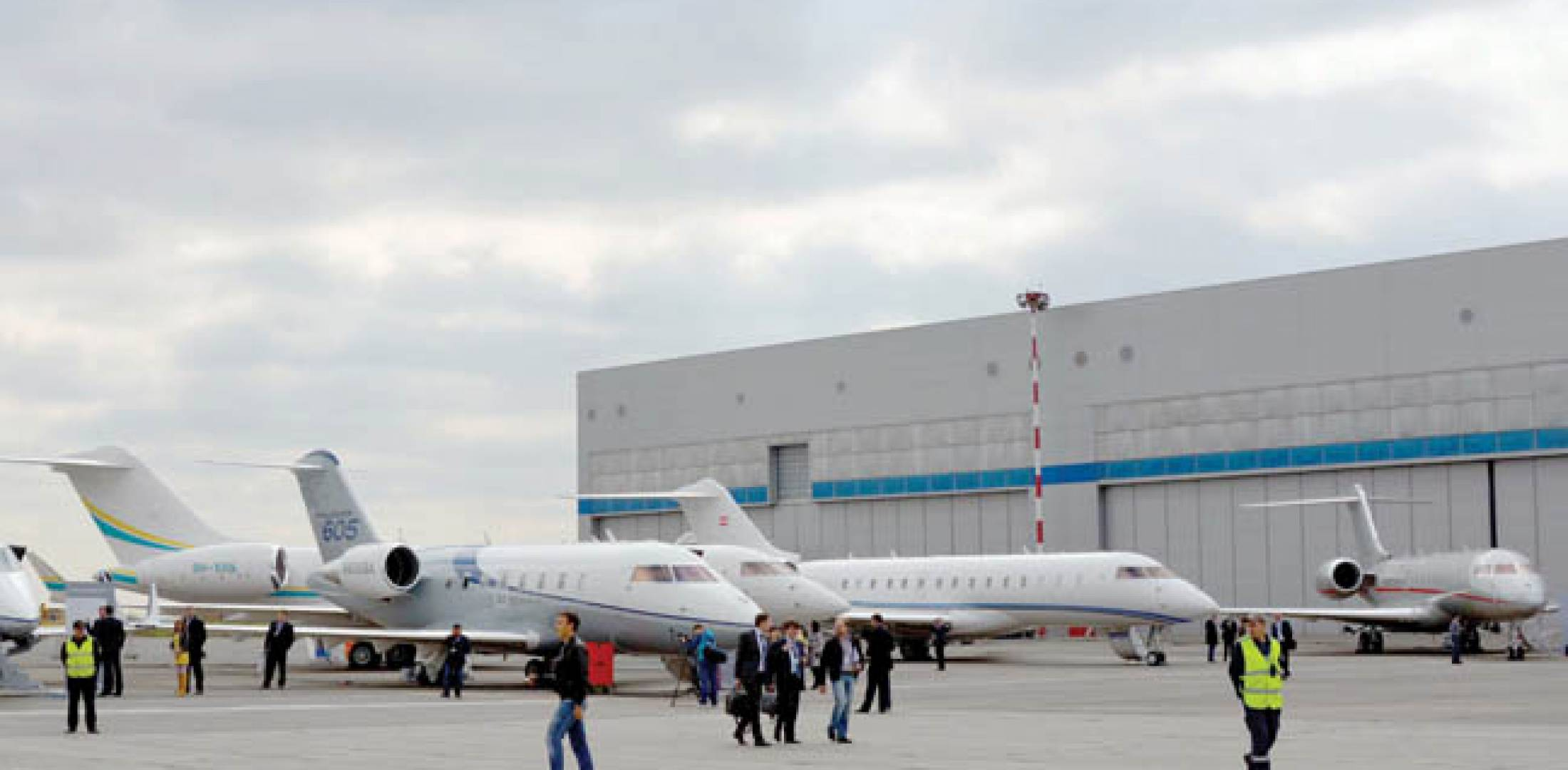 This year's eighth annual JetExpo show held in Moscow in September provided grounds for optimism that the business aviation market in Russia will achieve more growth, albeit once the industry overcomes some key challenges.