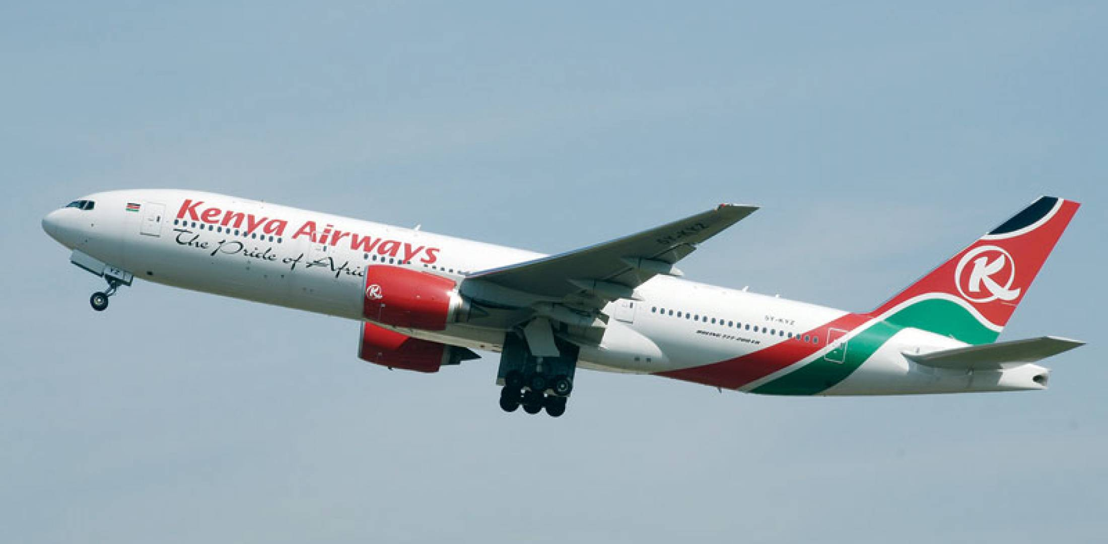 Experts say African airlines such as Ethiopian Airlines (below), currently the most profitable among the four best-performing national carriers–the other three being Kenya Airways (above), Egyptair and South African Airlines–need to cooperate more on business strategy if they are stop losing market share to European, Middle Eastern and even U.S. carriers.
