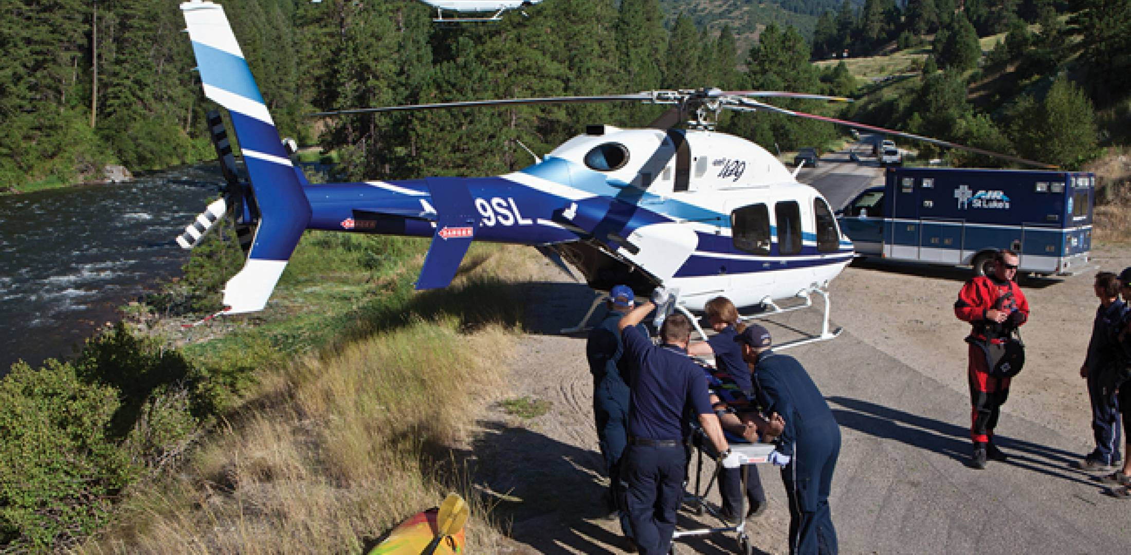 The helicopter EMS industry and the FAA have been working together to improve safety.