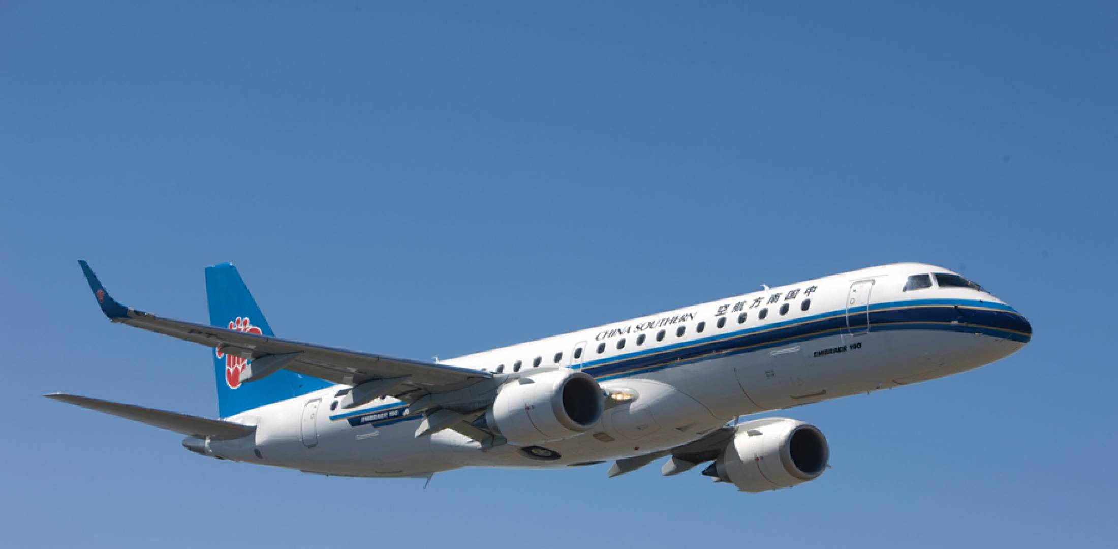 China Southern Airlines now operates 20 Embraer E190s.