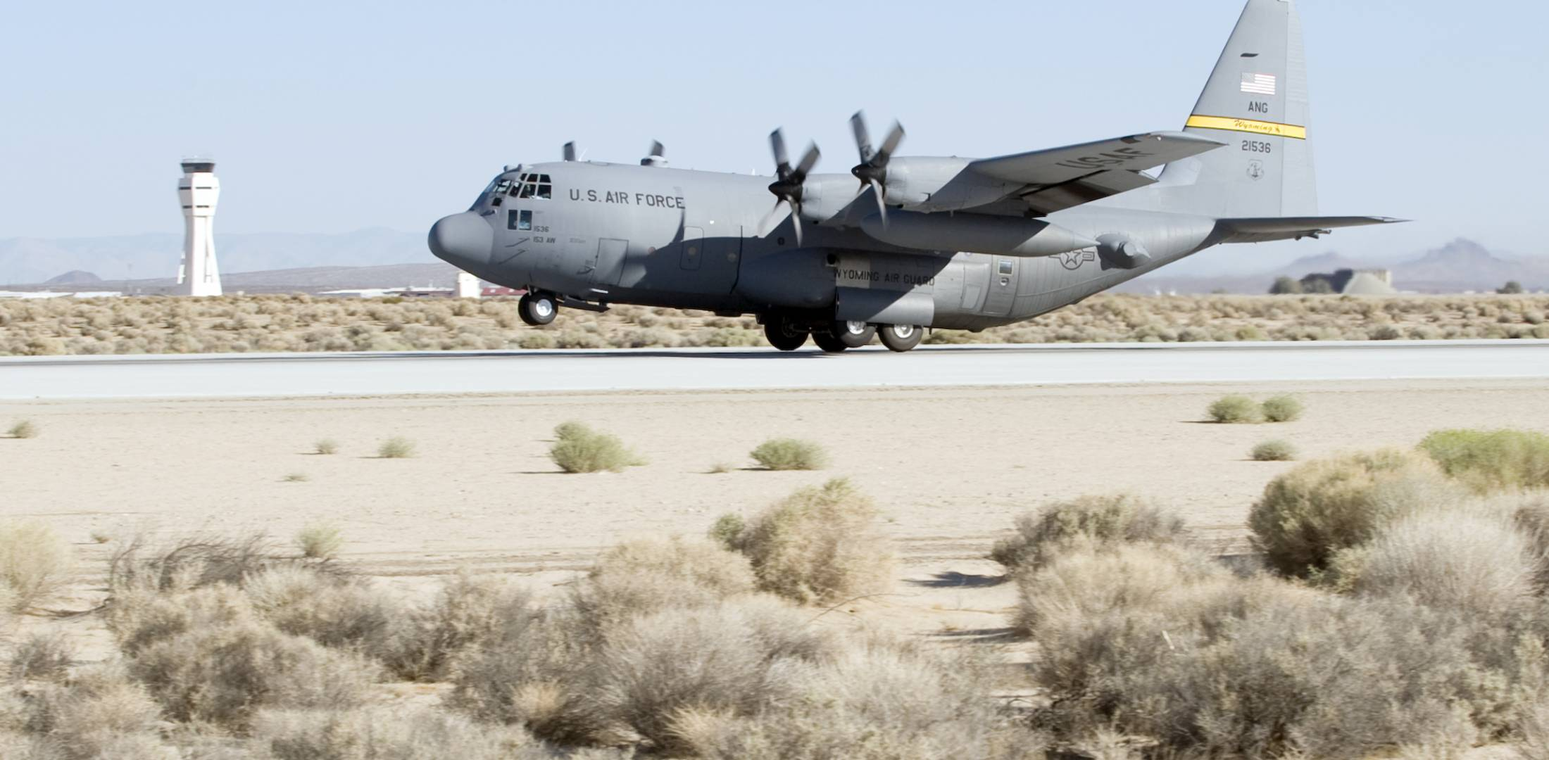 U.S. Air Force C-130