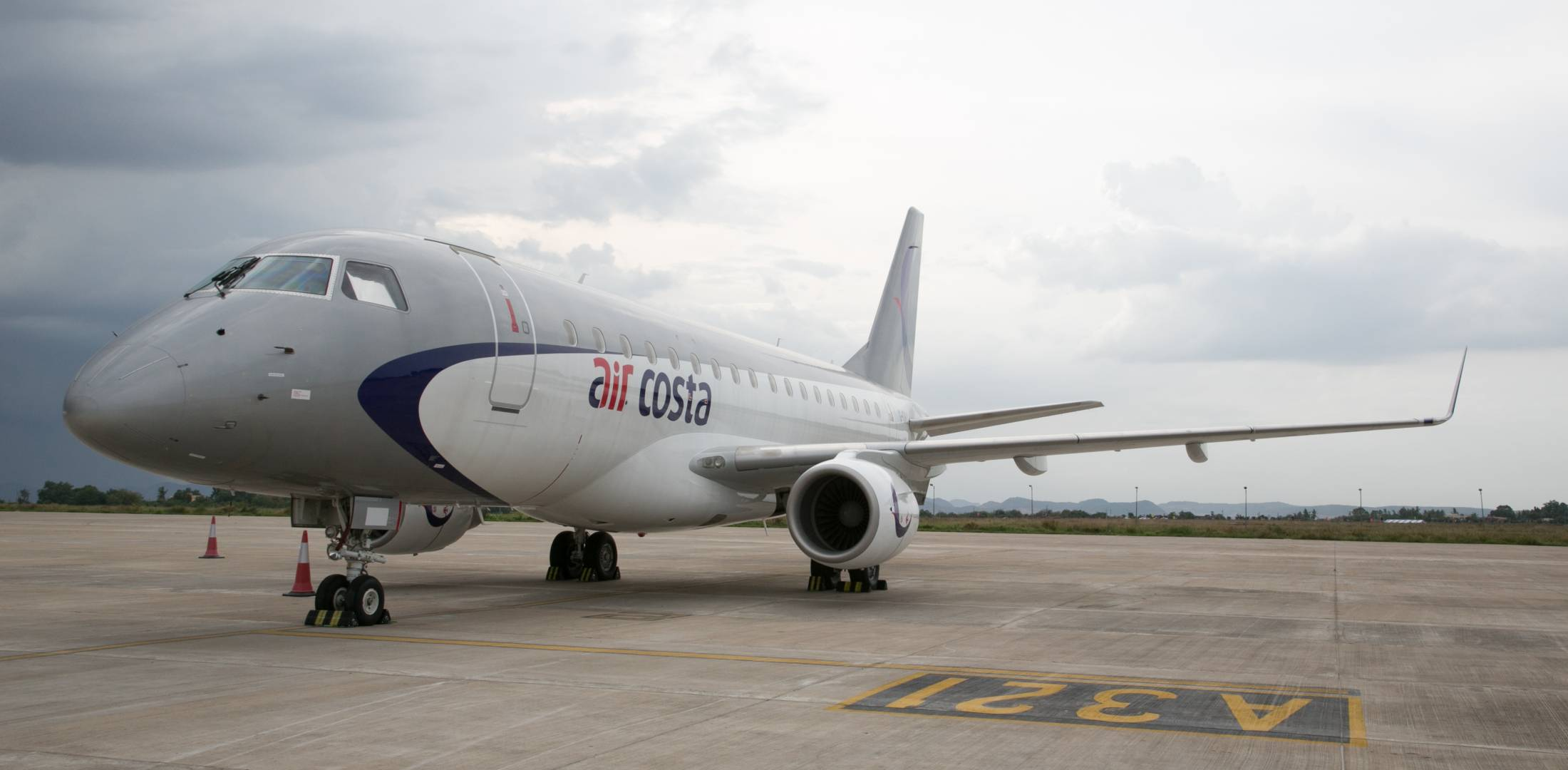 Air Costa Embraer E170