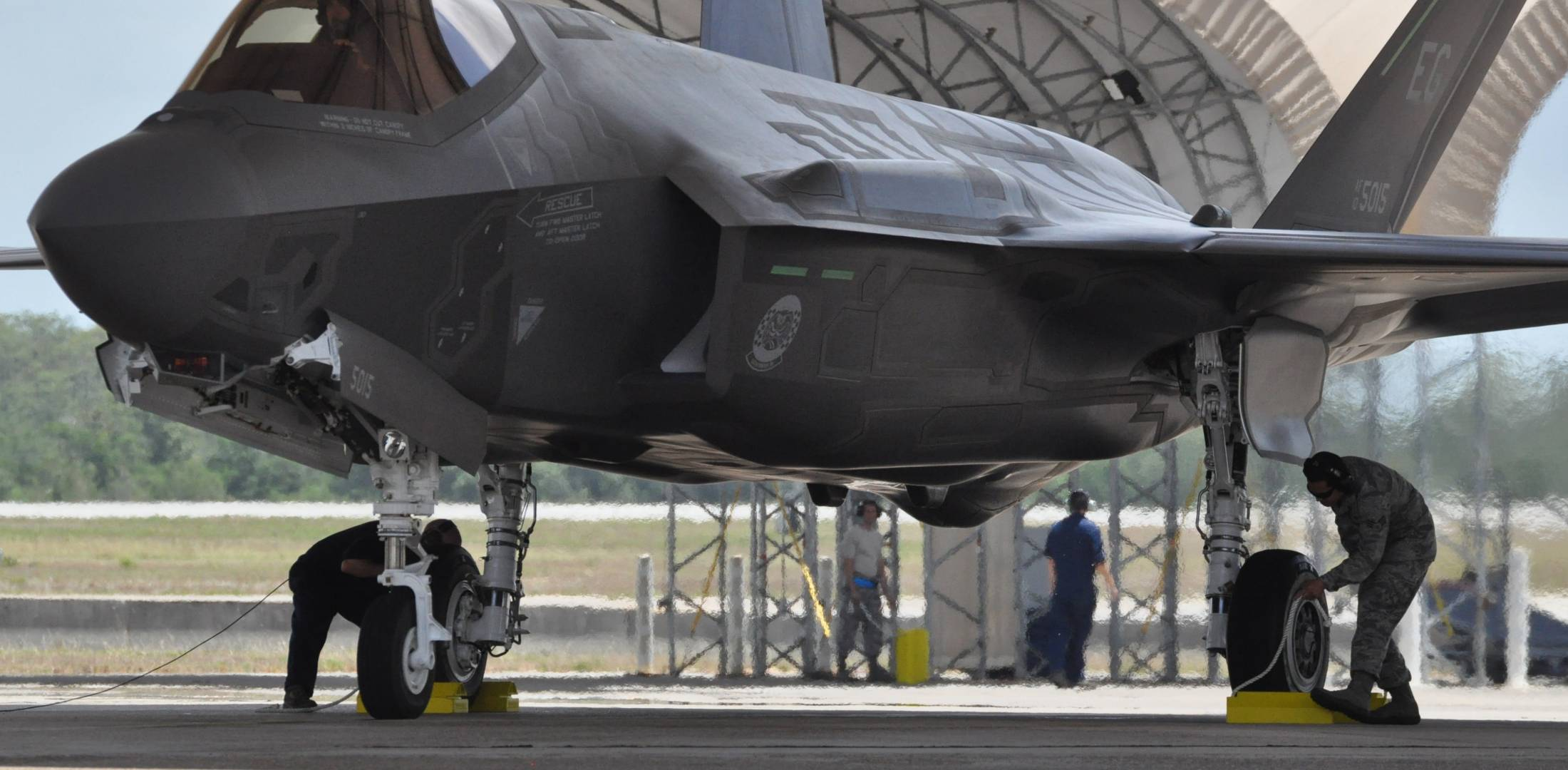 U.S. Air Force F-35A Lightning II