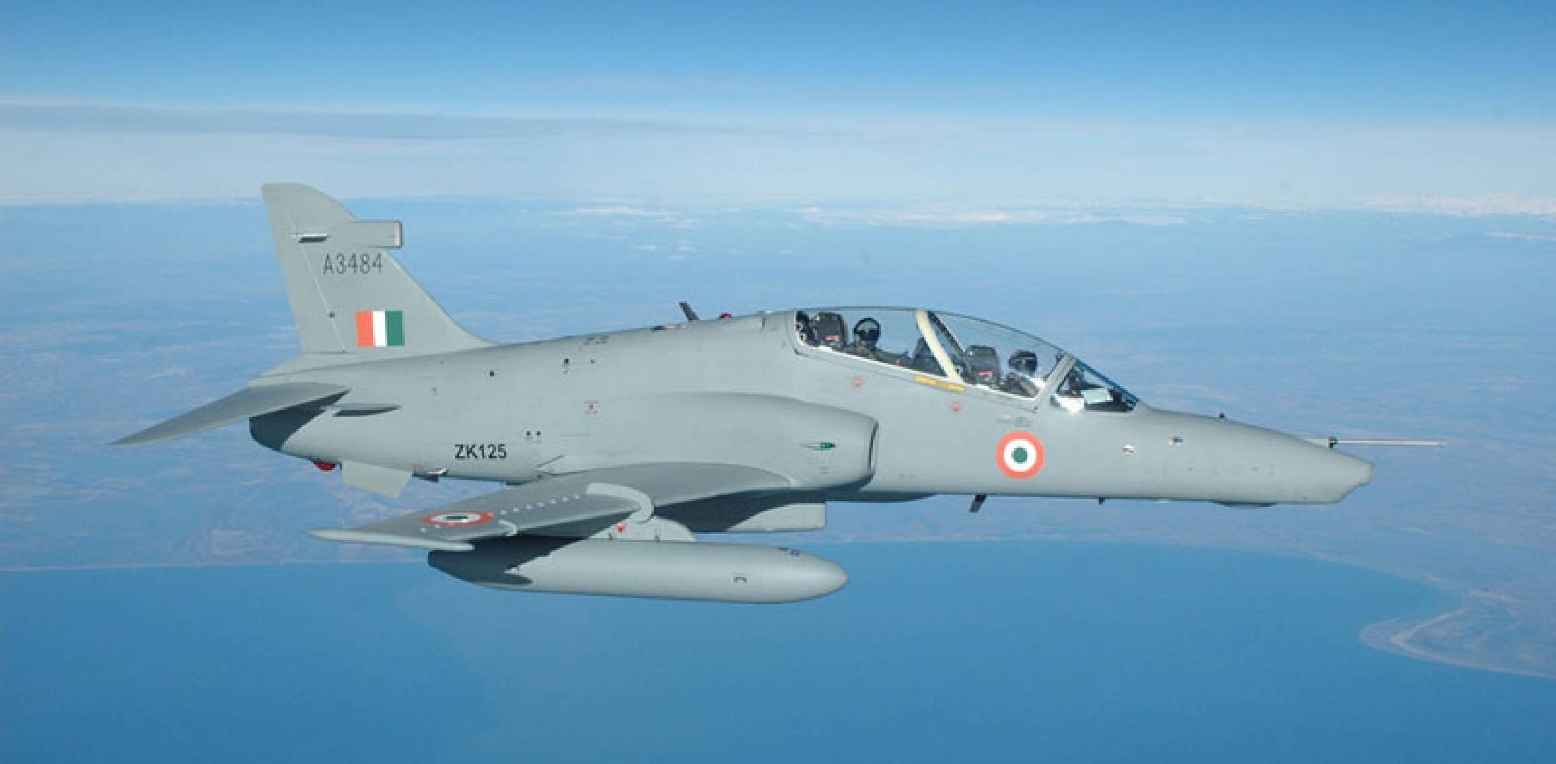 India's Hawk Advanced Jet Trainer