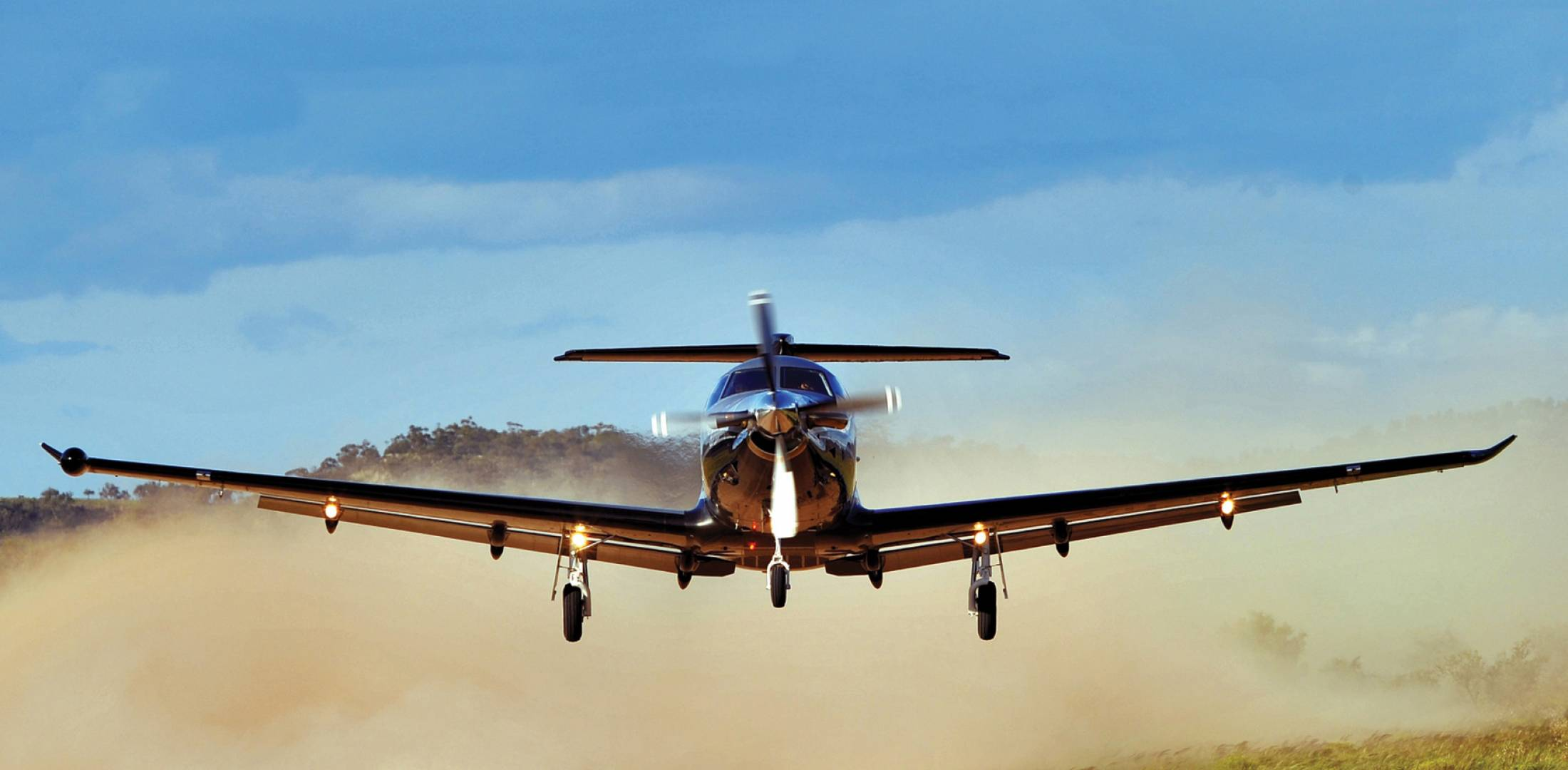 Pilatus PC-12 single-engine turboprop