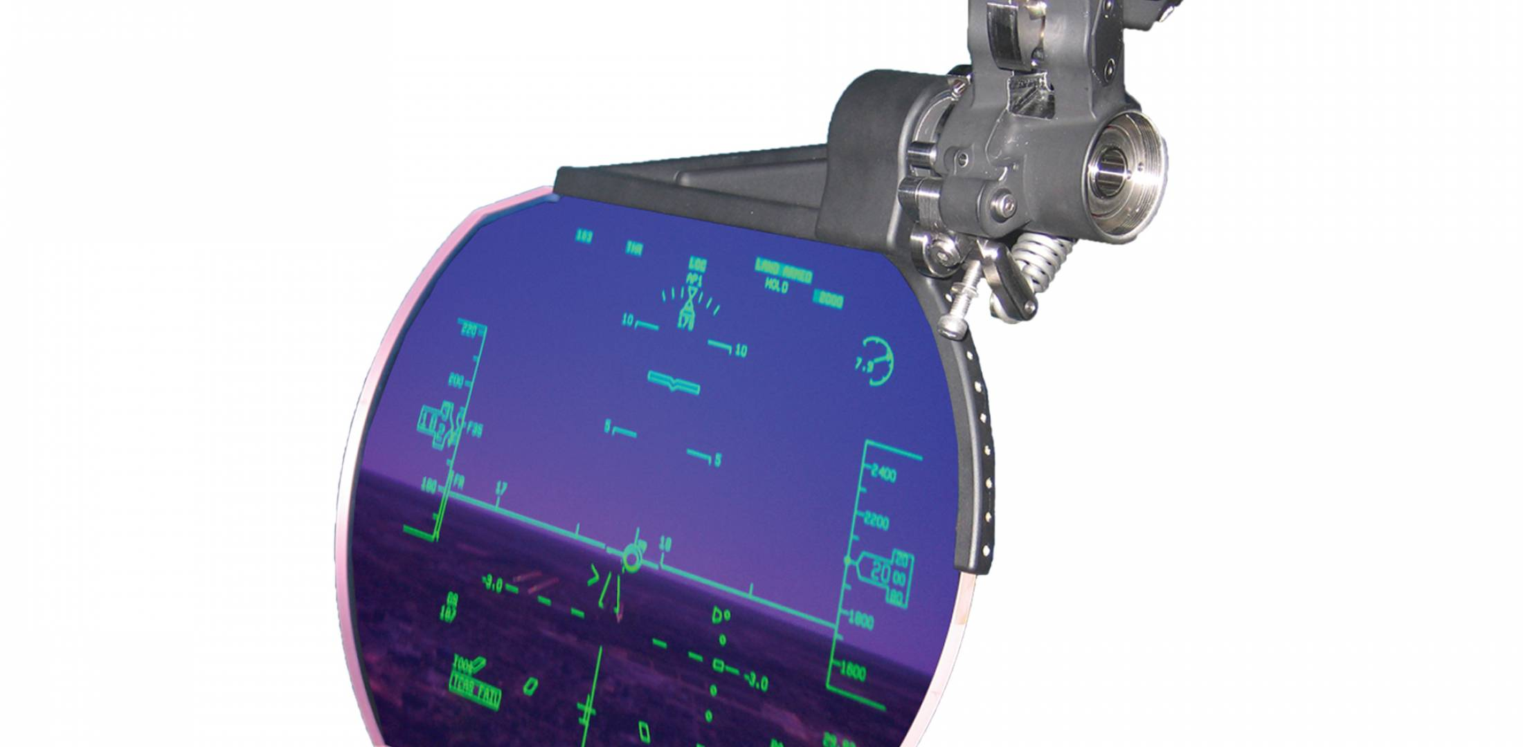 Jetcraft's Avionics Systems recently received an  STC for aftermarket installation of Elbit-Kollsman's  AT-HUD advanced technology head-up display.