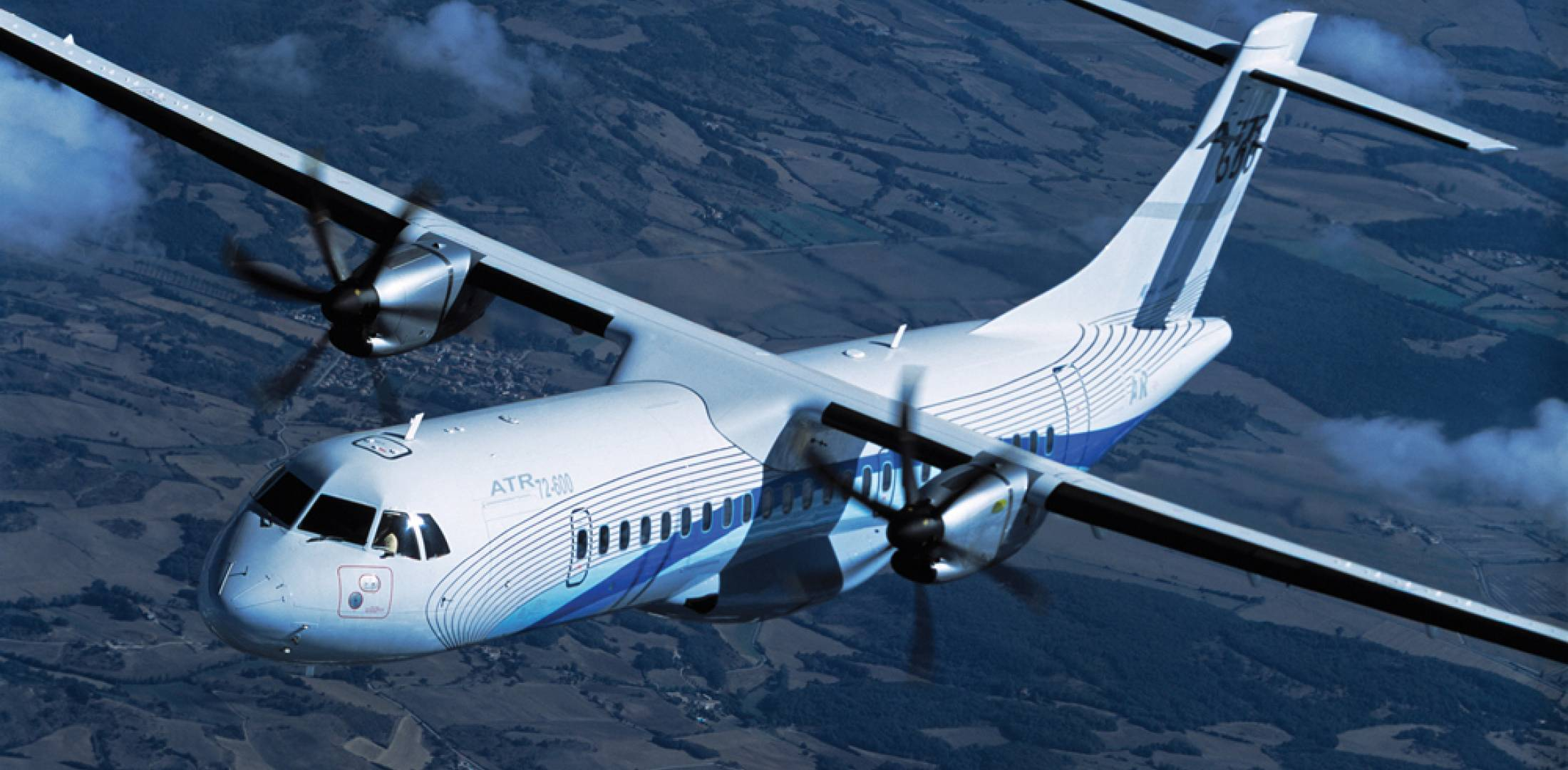Alpha Star ordered two ATR72-600s at the Dubai Aishow last fall. They will join its current fleet of six: five Airbus models and one ATR42-600.