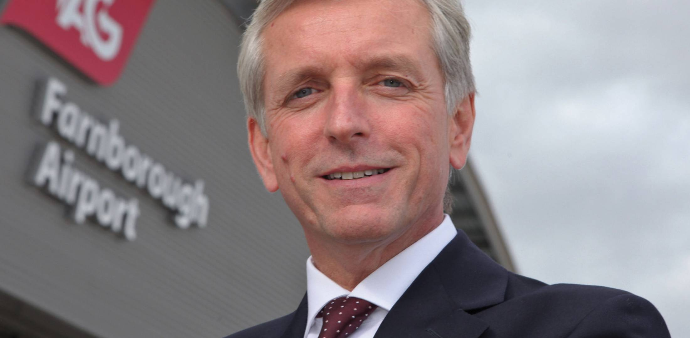 Brandon O'Reilly has been CEO of TAG Farnborough Airport since 2005, and has seen it become one of the world's leading dedicated bizav airport.