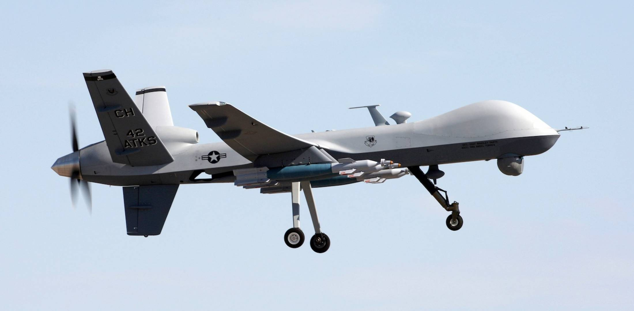 U.S. Air Force MQ-9 Reaper