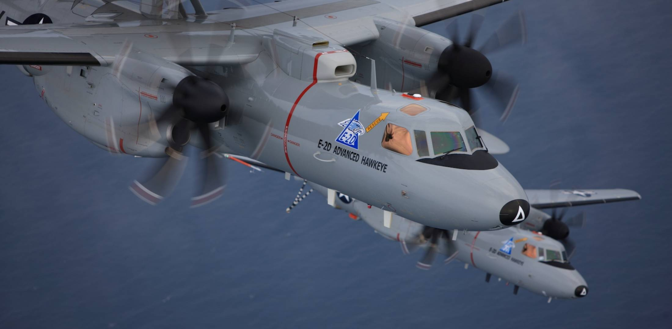 U.S. Navy E-2D Advanced Hawkeye