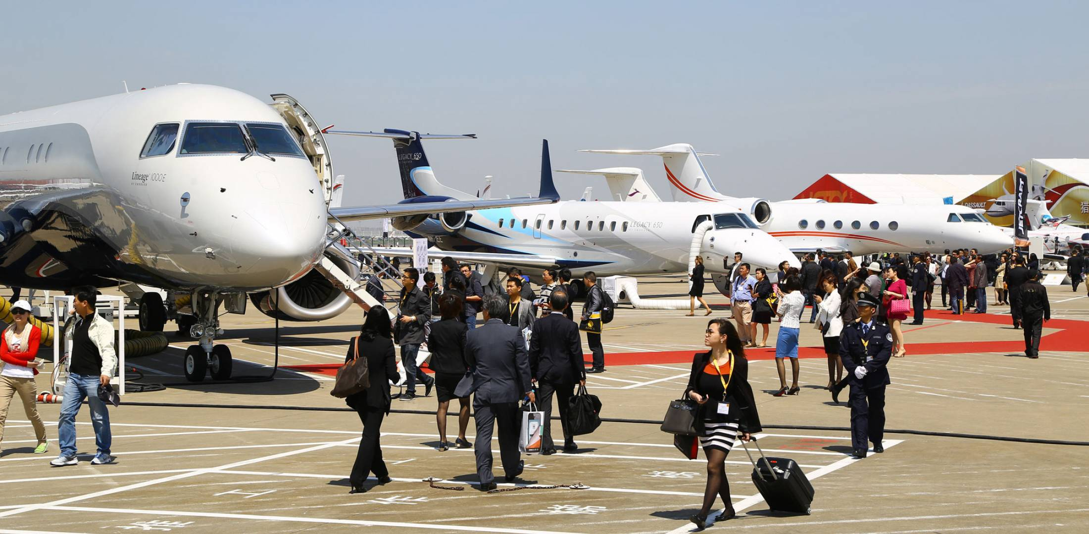 Asian business aviation conference