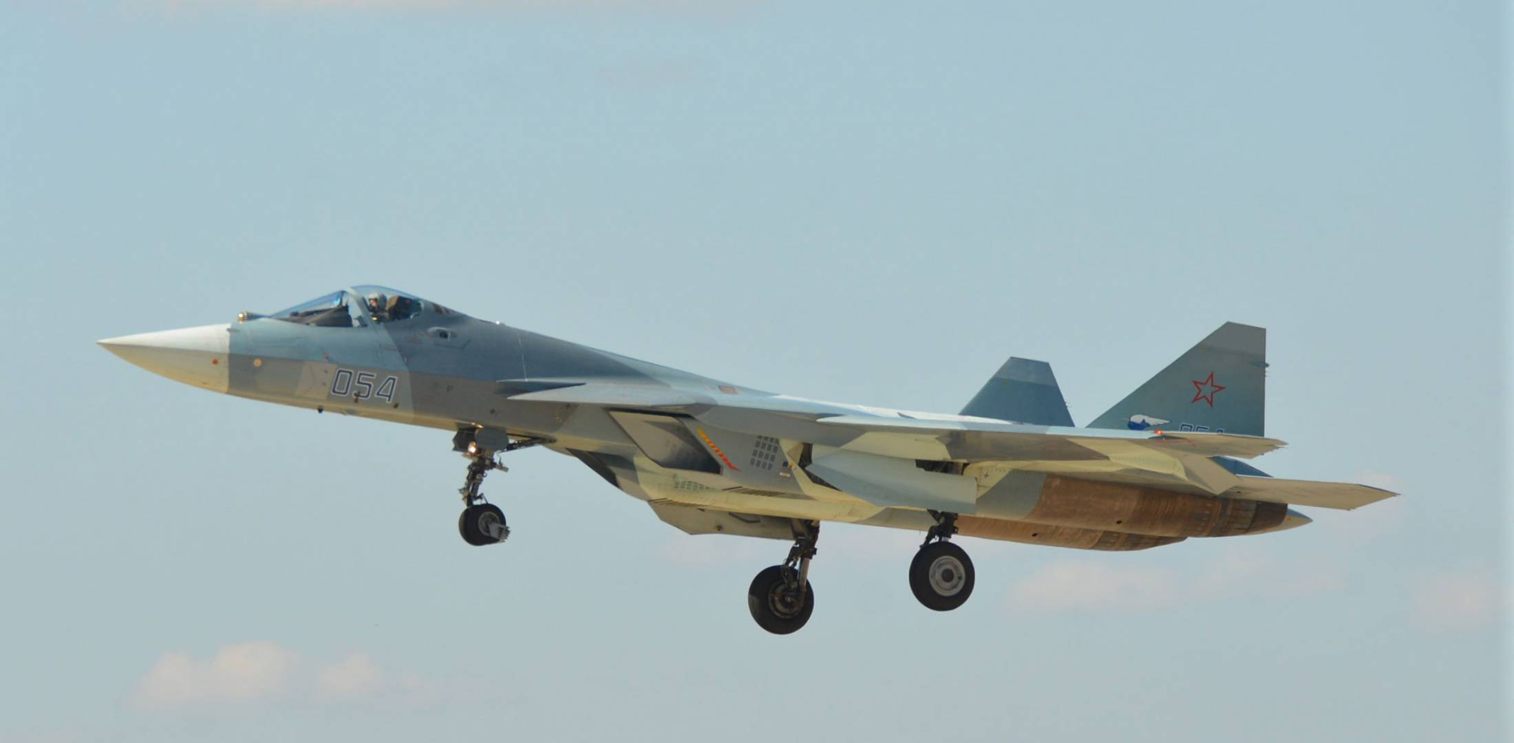 Negotiations to create an Indian version of the Sukhoi T-50 PAKFA stealth fighter have reportedly made progress. (Photos: Vladimir Karnozov)