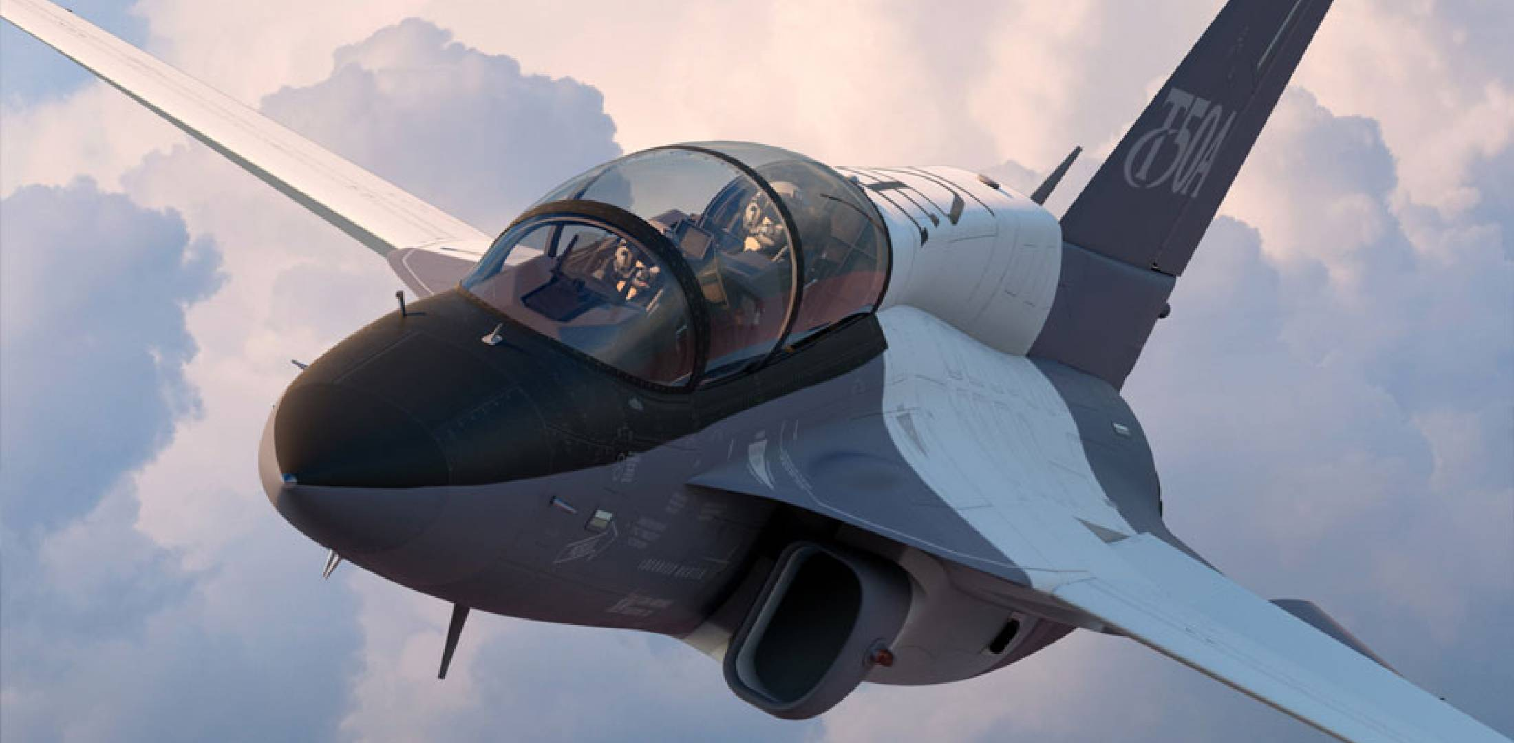Lockheed Martin Confirms New T 50 Variant For T X