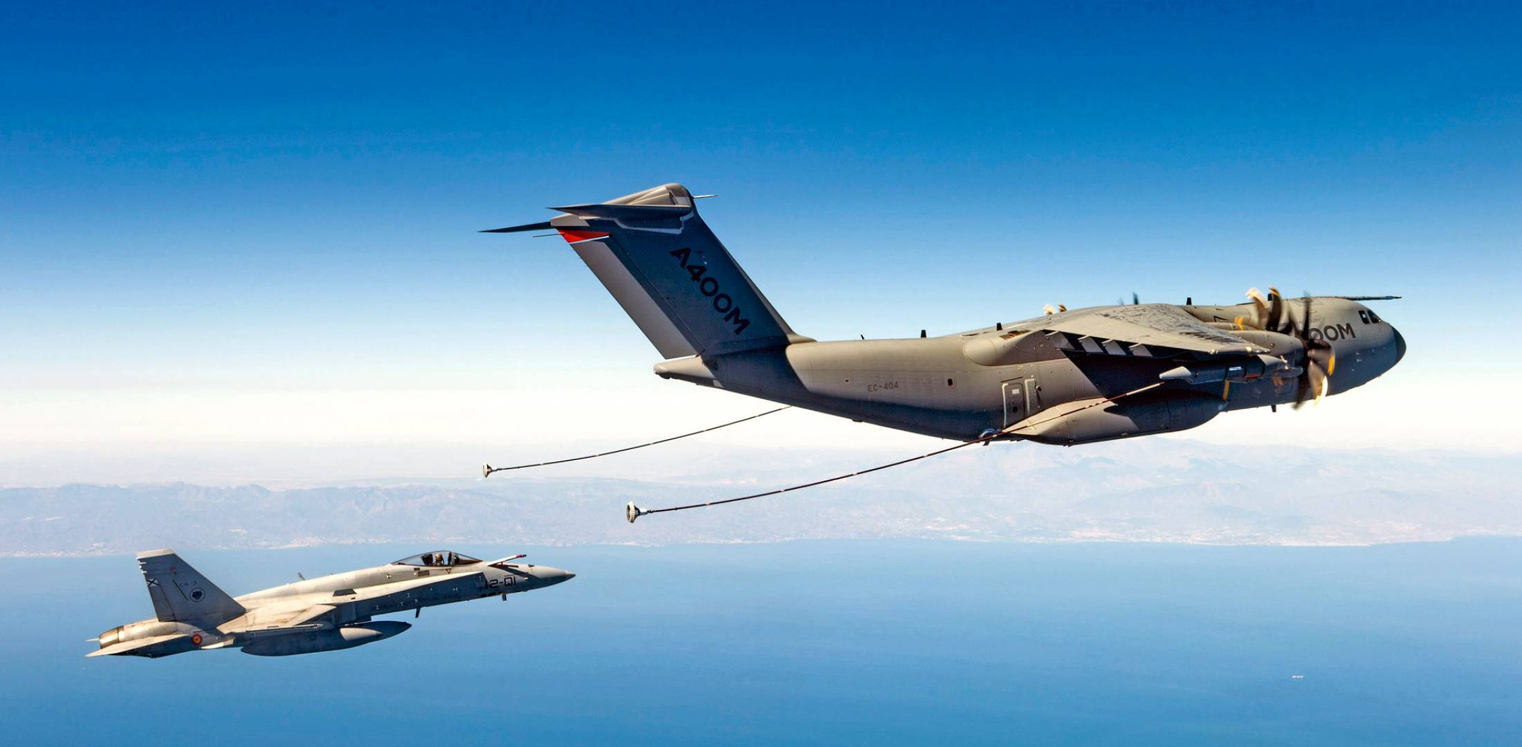 Airbus Expands And Refines Air To Air Refueling Defense