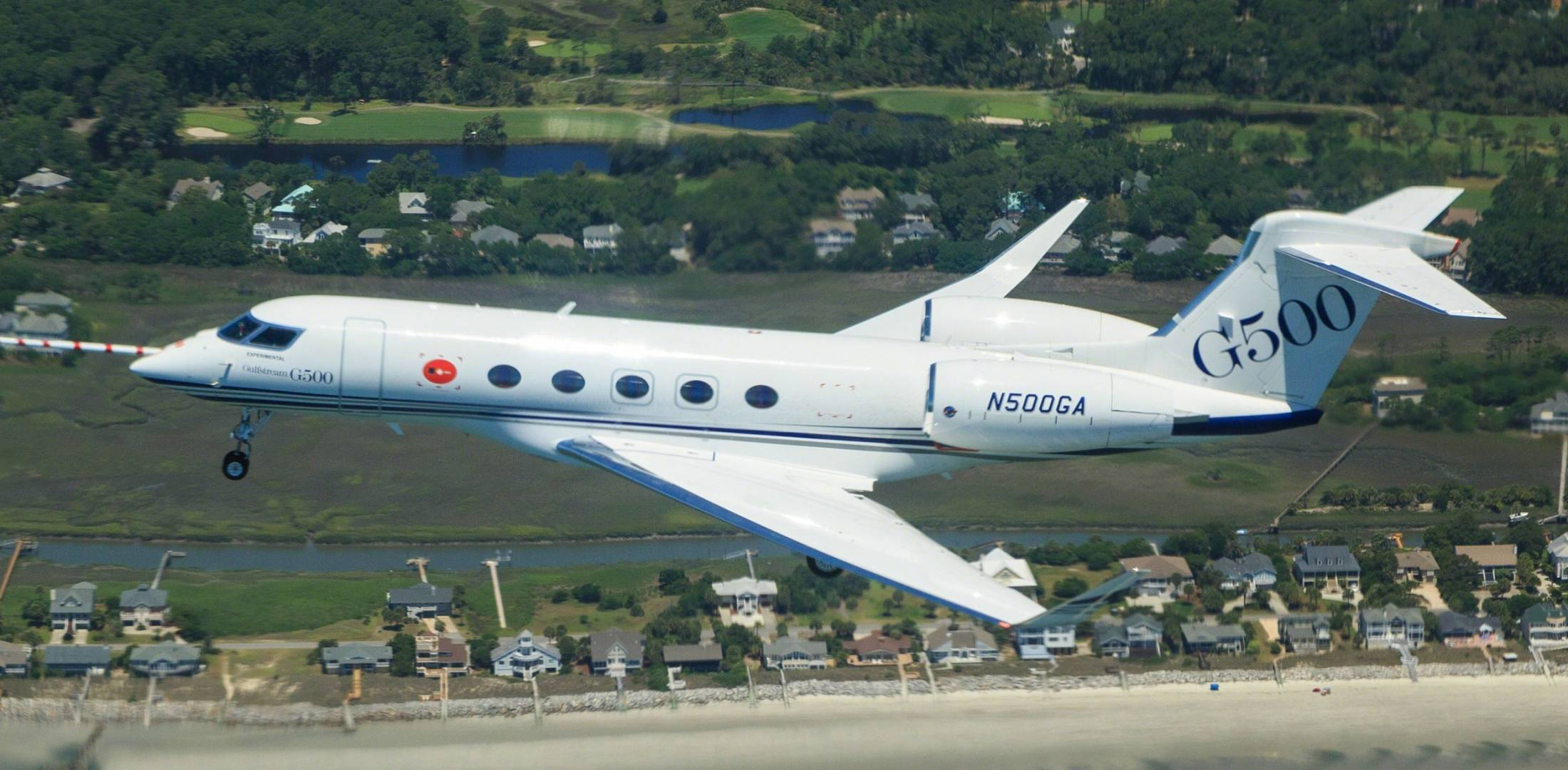 G500 powers towards certification with g600 close behind for Large cabin business jets