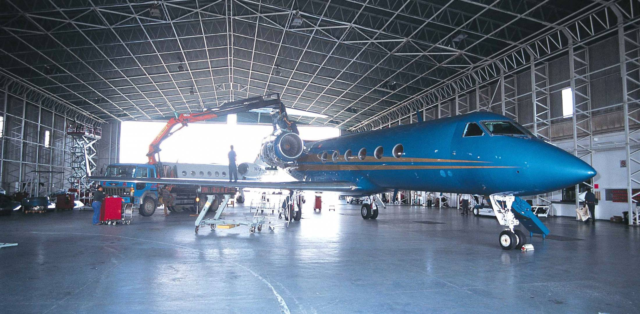 Directing resources to supporting and upgrading its older GIV and GV models, Gulfstream is showing operators it intends to keep them operating safely and productively through at least 2030. Not unexpectedly, much of the refreshment work involves avionics.