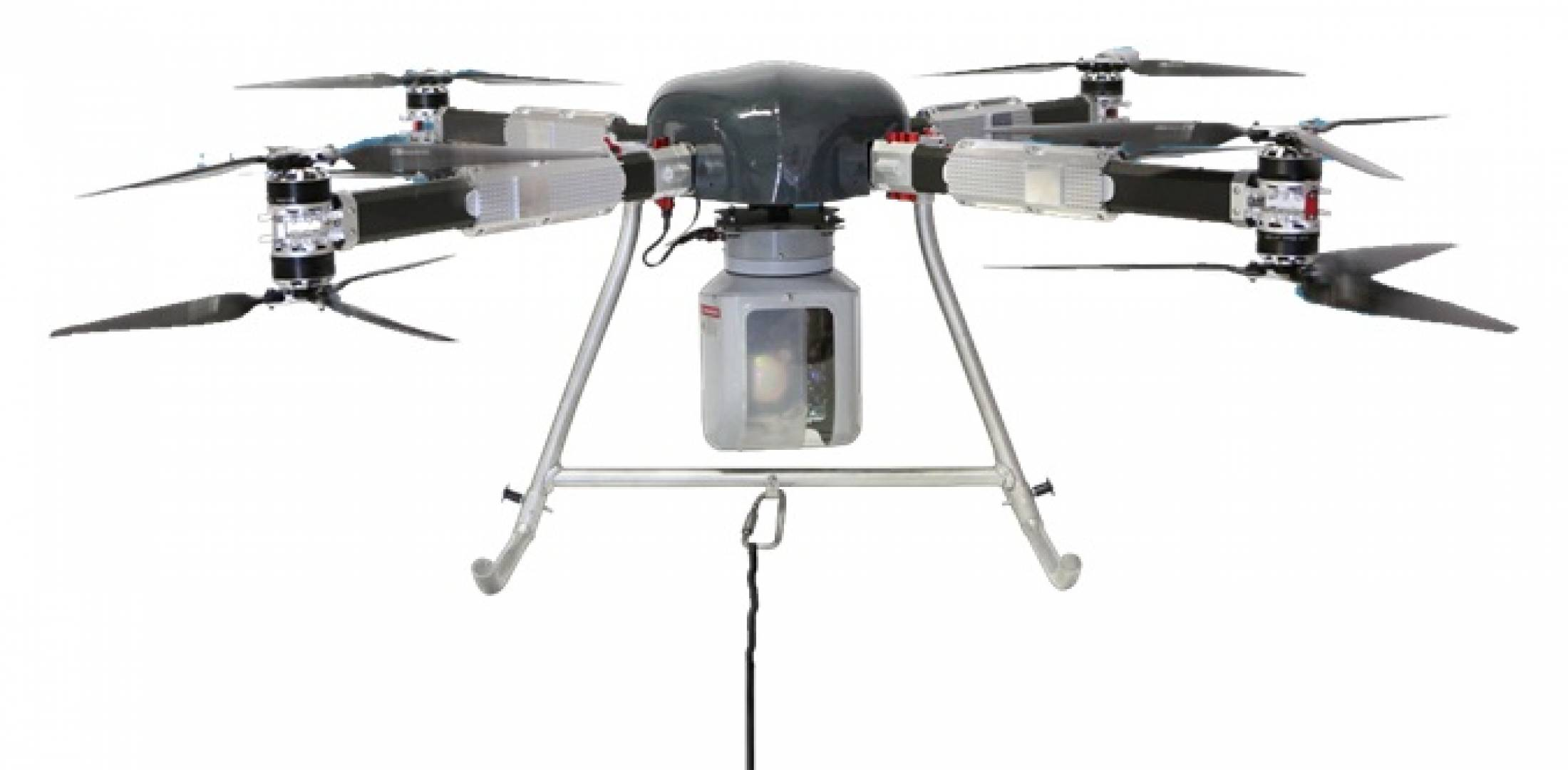 WATT electric tethered drone
