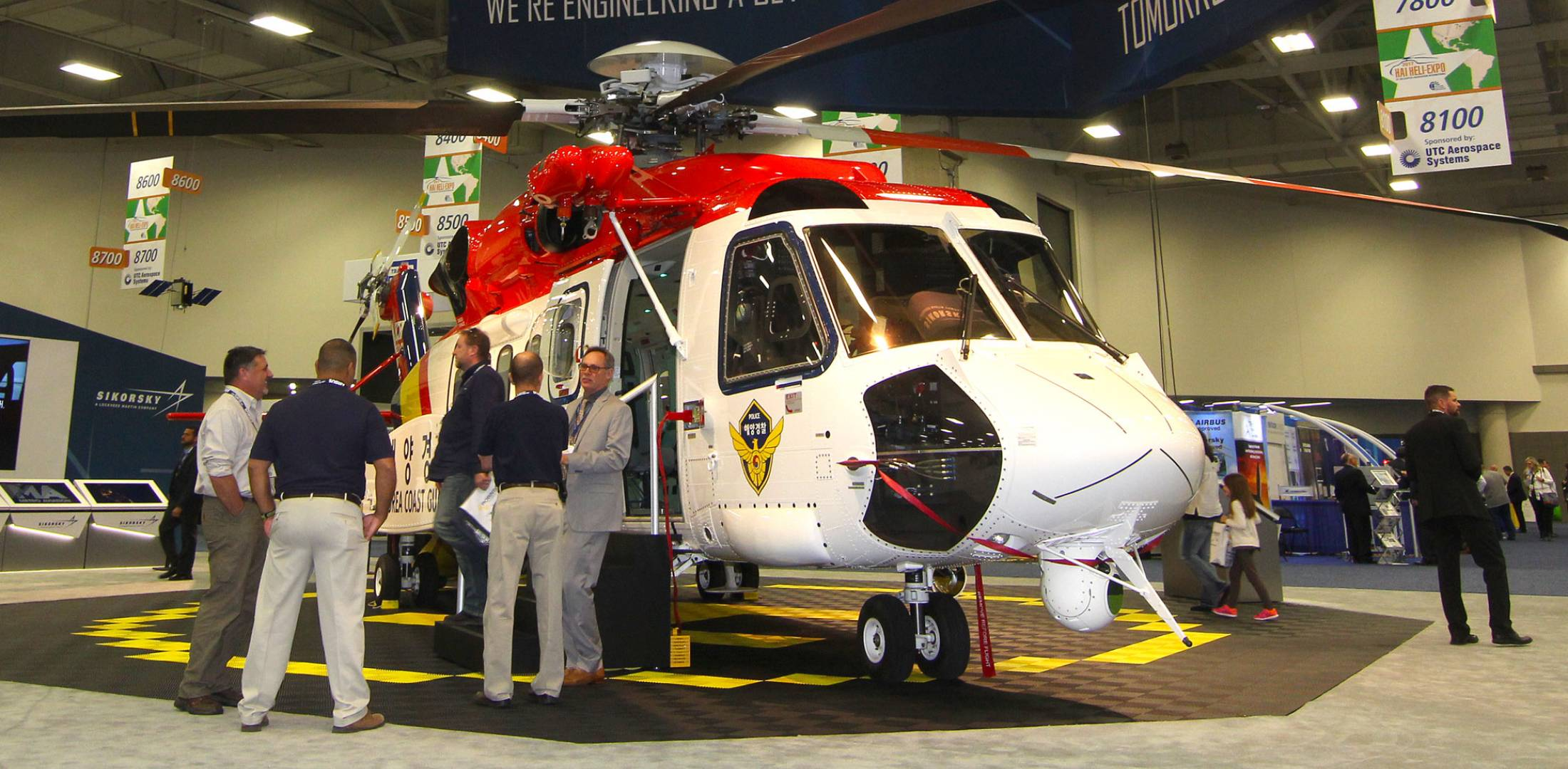 Since being absorbed into the Lockheed Martin fold a year ago, Sikorsky has been working to improve customer support. Photo: Mariano Rosales