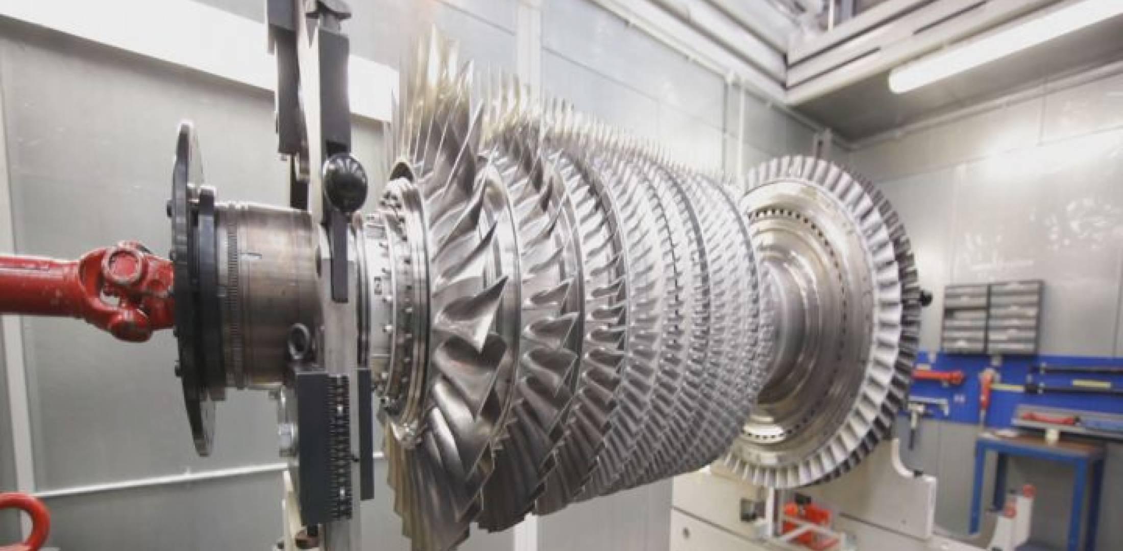 Rolls Royce Prepares First Advance Engine Core For