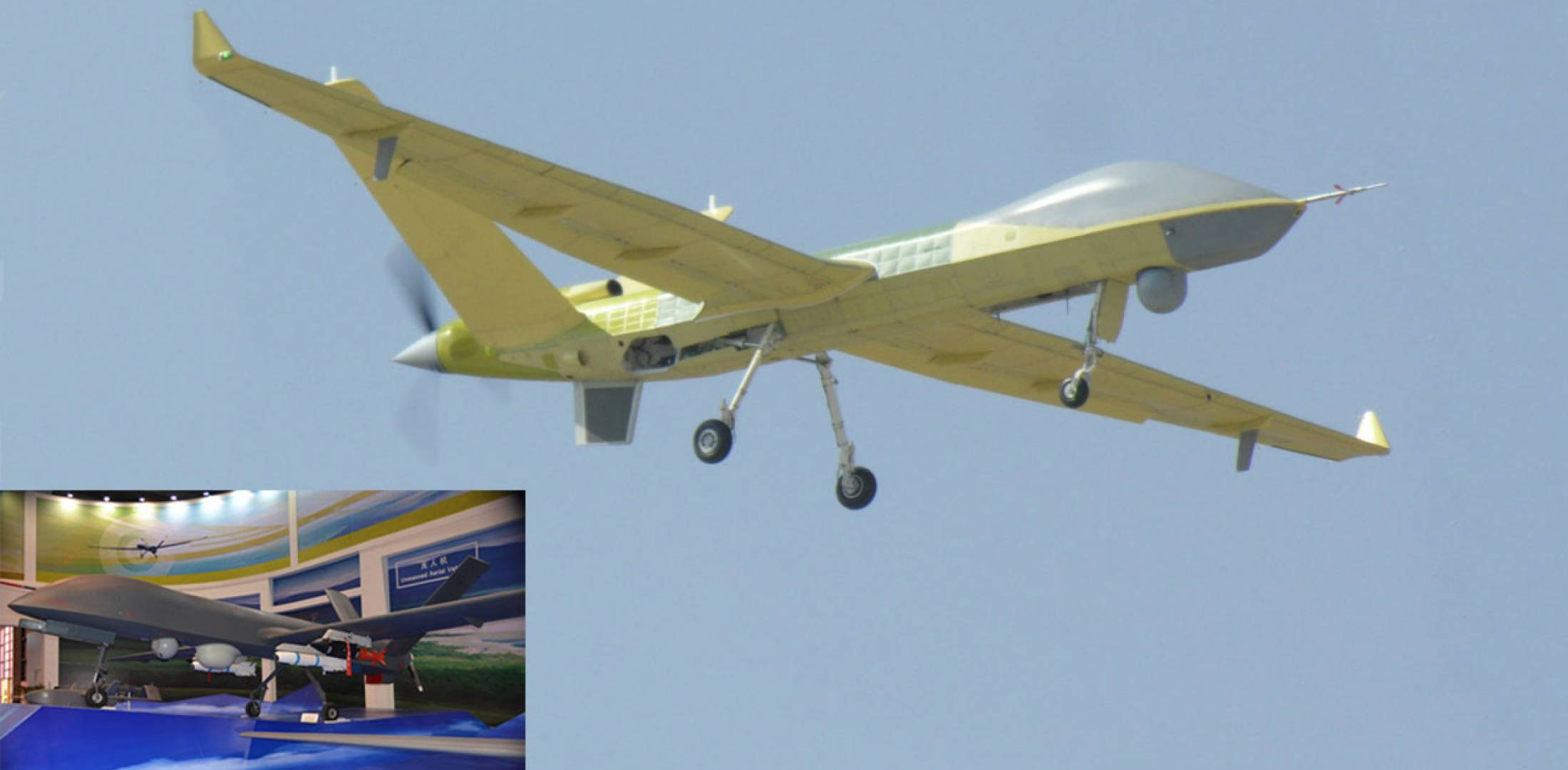 saudi arabia buying and building chinese armed drones