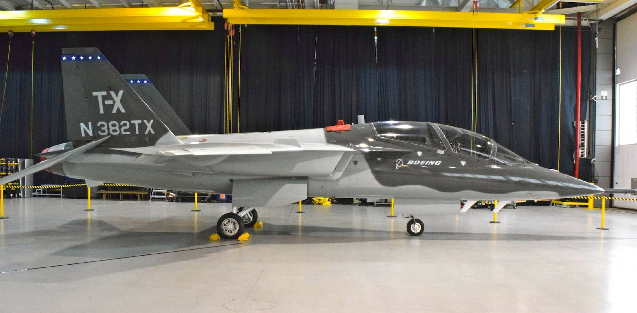 Boeing T X Offering For U S Air Force Is Production