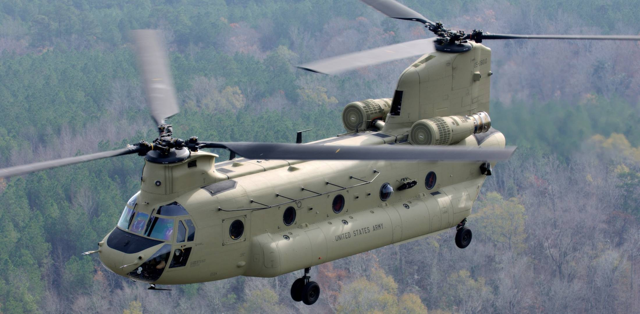 Boeing Prepares To Begin Ch 47f Chinook Block 2 Upgrade