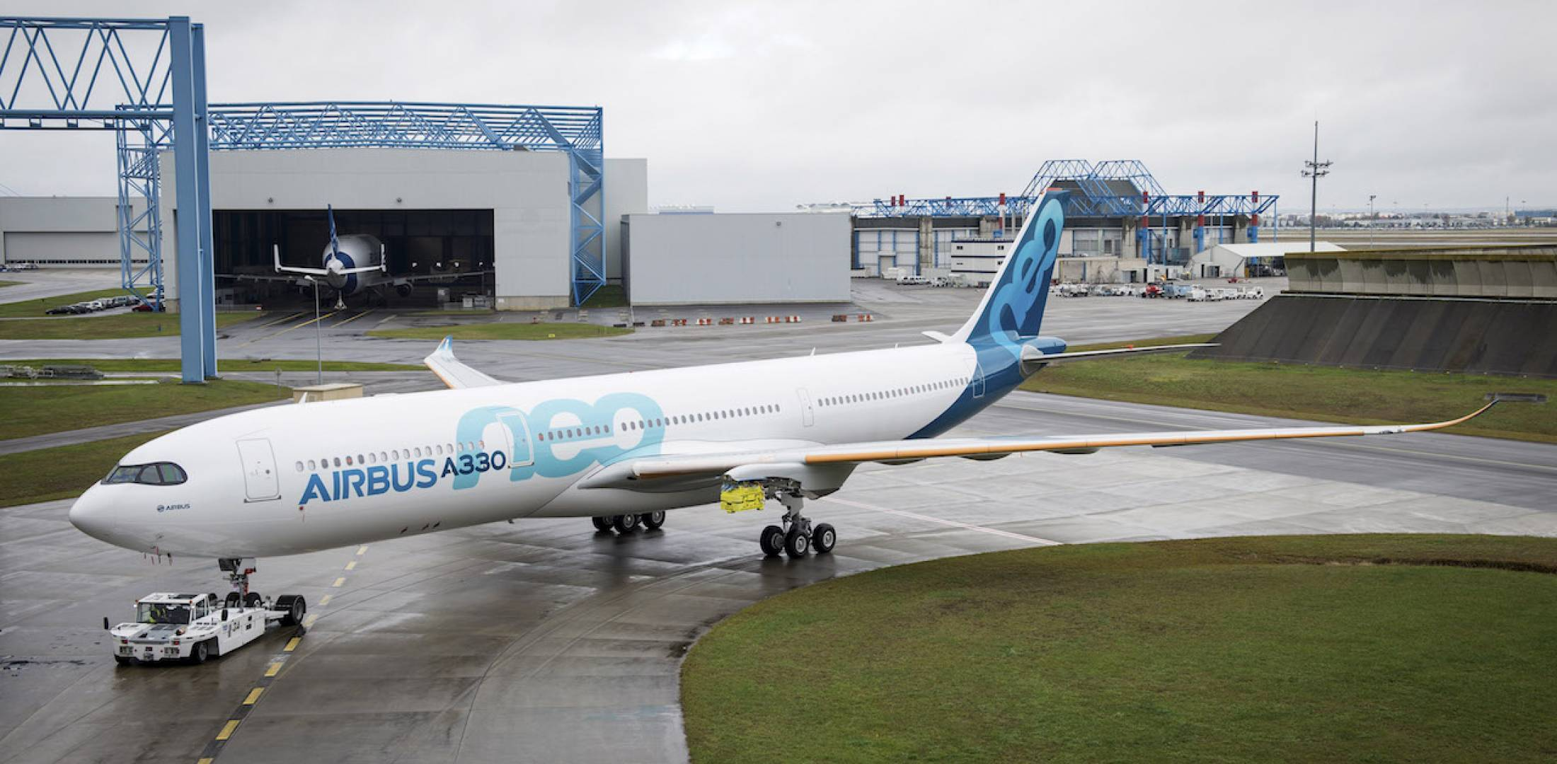 first flight of airbus a330neo expected by end of summer