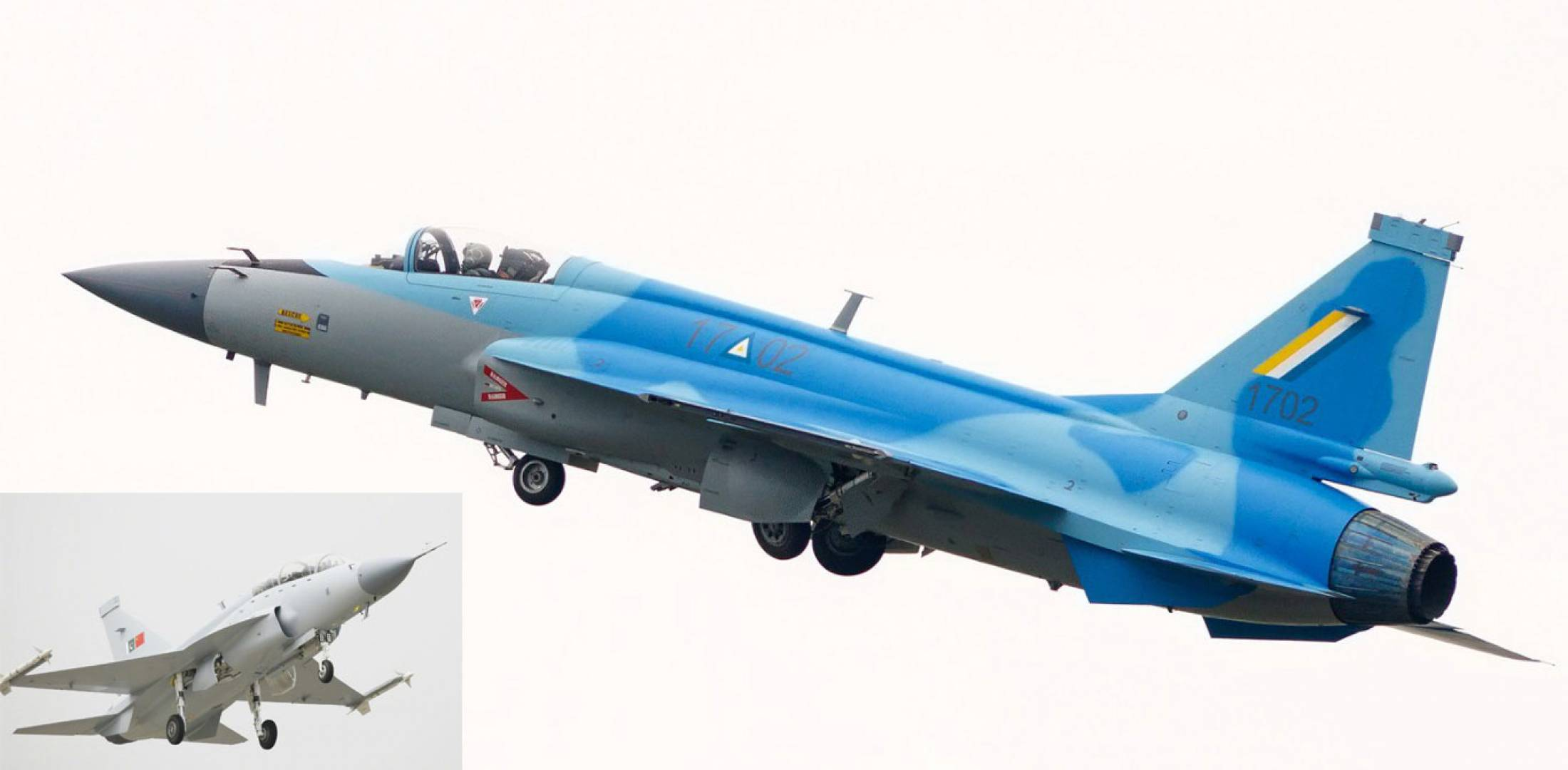 jf 17 for myanmar seen flying in china defense news
