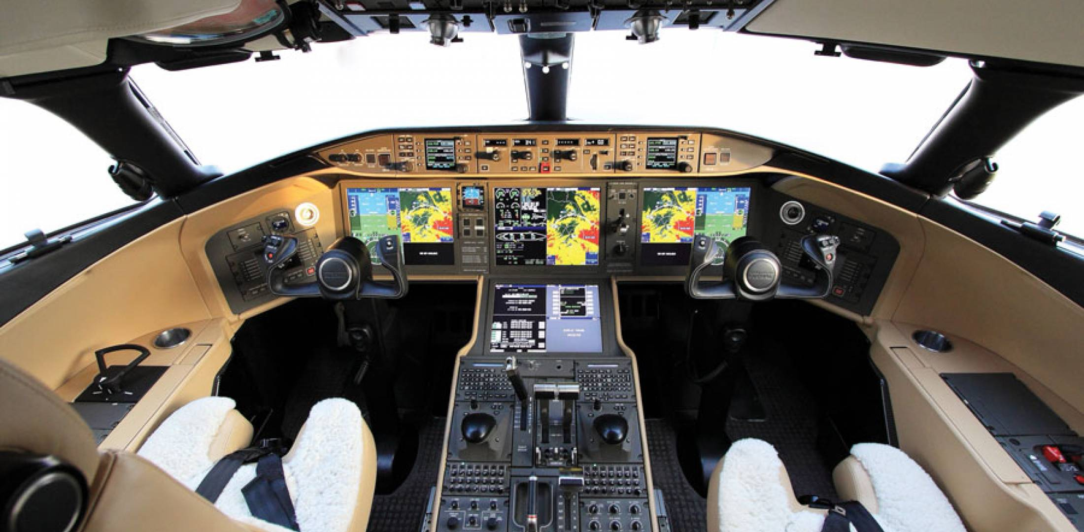 Synthetic vision Rockwell Collins