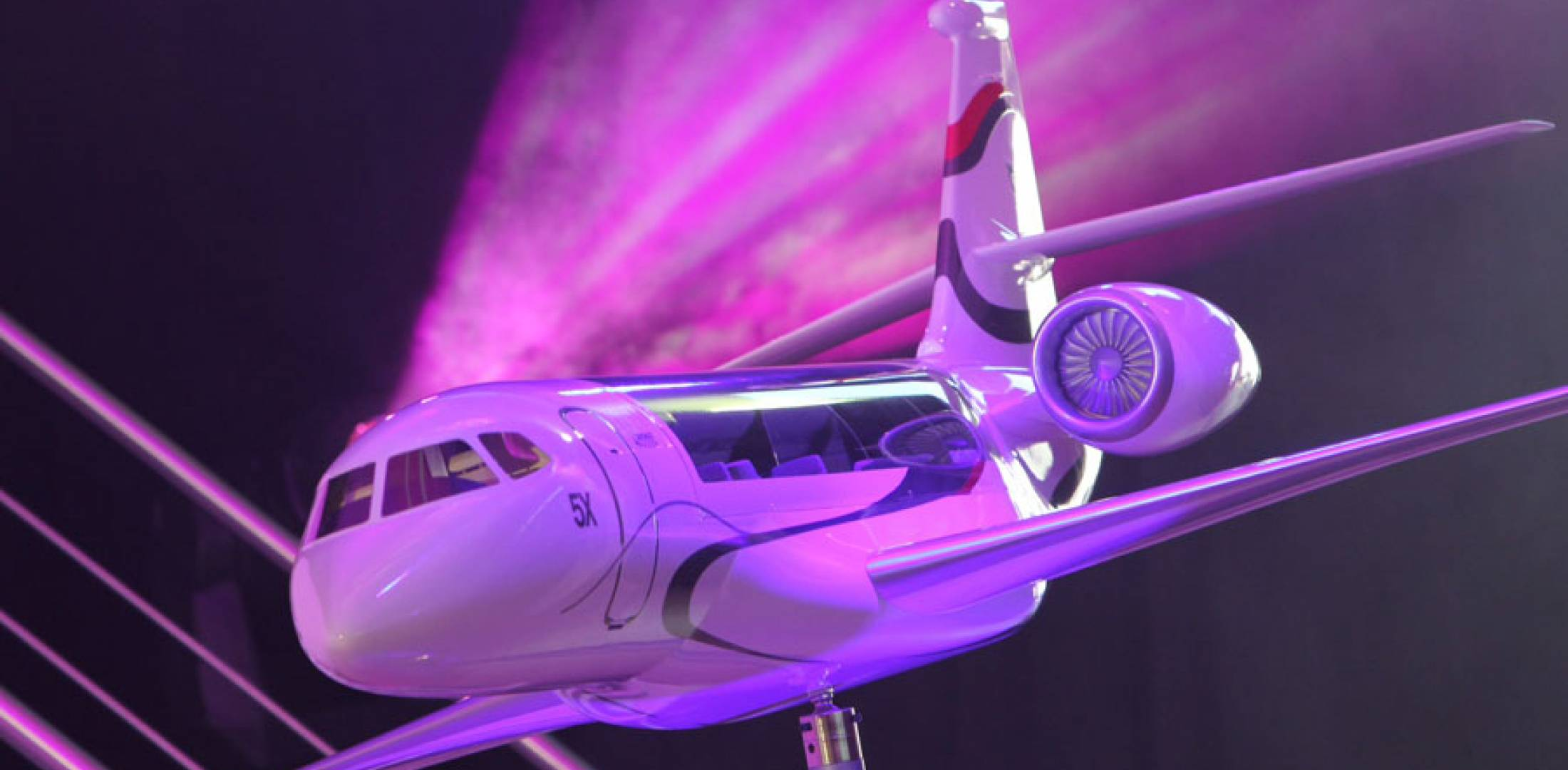 Falcon 5X unveiling