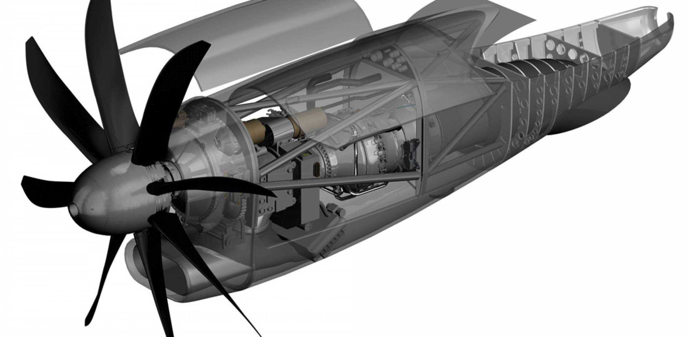 Pratt & Whitney Canada is continuing with early development work for its planned New Generation Regional Turboprop.