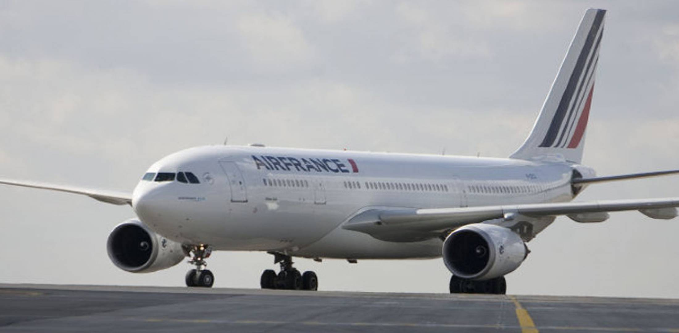 "Air France sees flight safety as ""the heart of our business."""